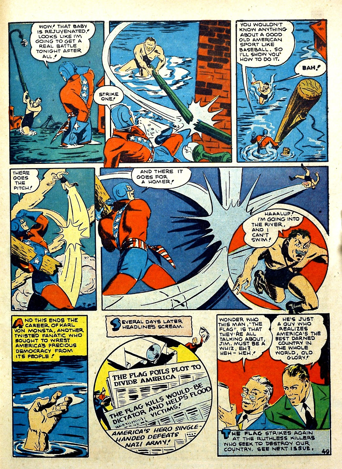 Our Flag Comics issue 4 - Page 51