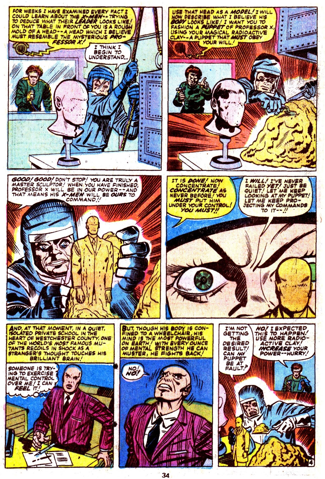 Giant-Size Fantastic Four issue 4 - Page 36