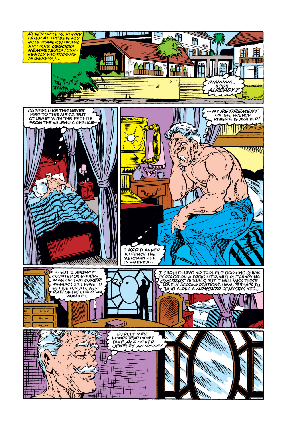 The Amazing Spider-Man (1963) 305 Page 9