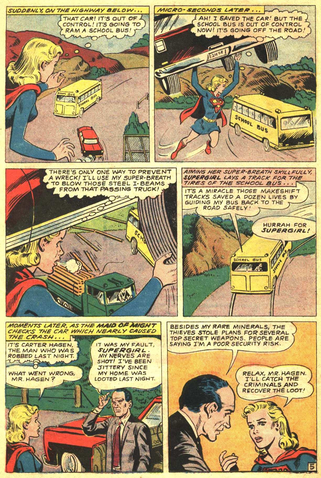 Read online Action Comics (1938) comic -  Issue #350 - 23