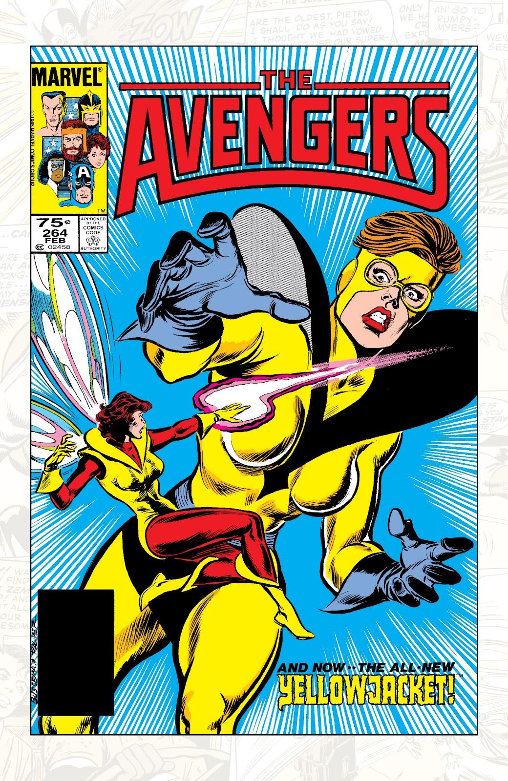 Read online Marvel Tales: Avengers comic -  Issue # Full - 47