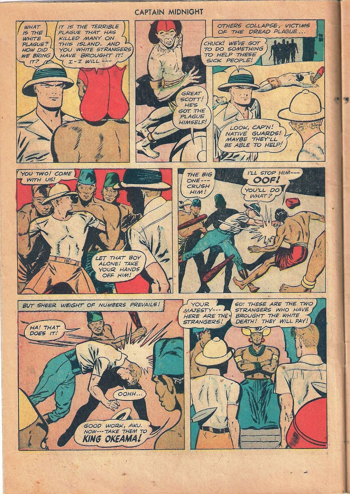 Captain Midnight (1942) issue 53 - Page 6