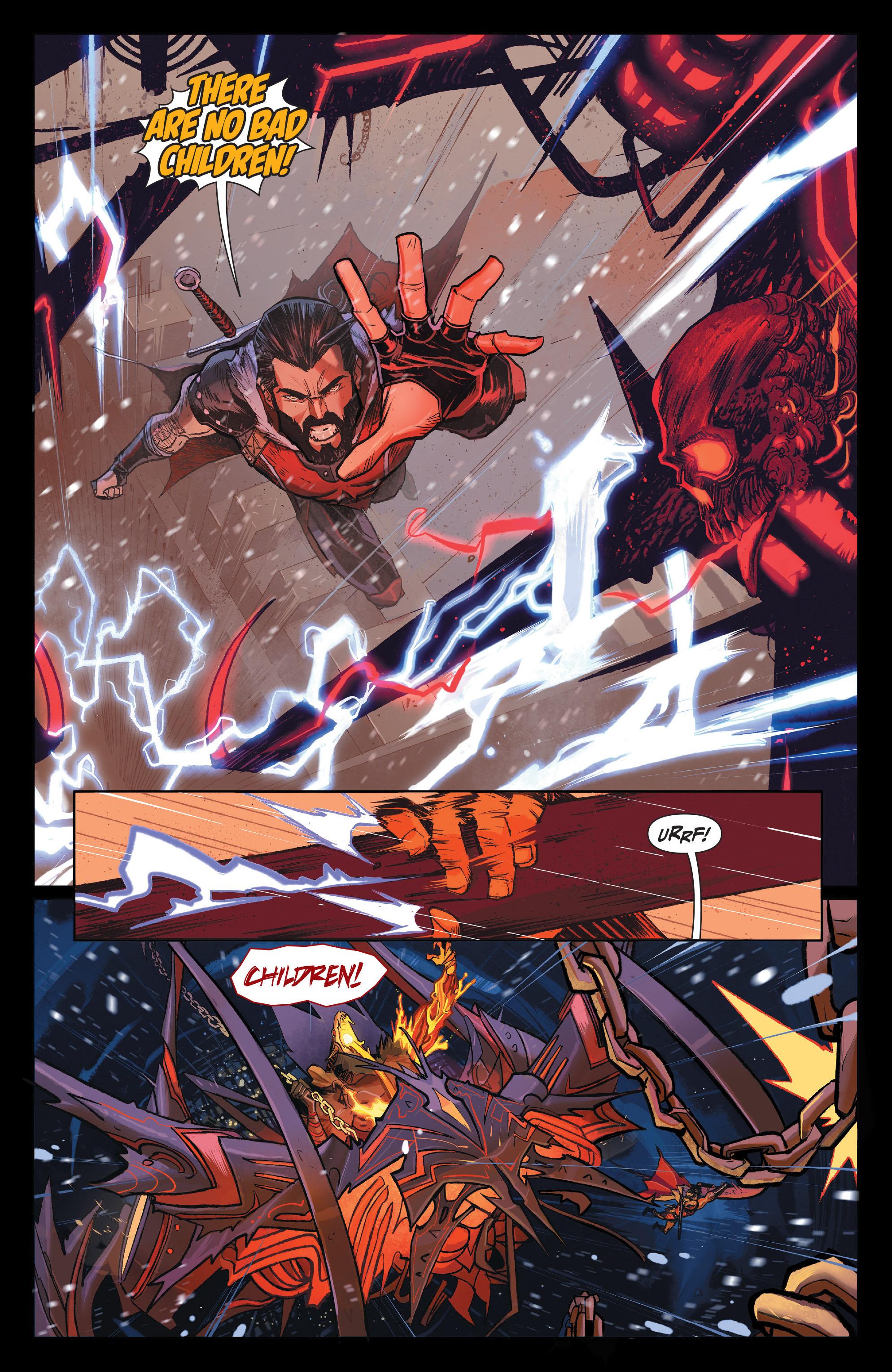 Read online Klaus comic -  Issue #7 - 23