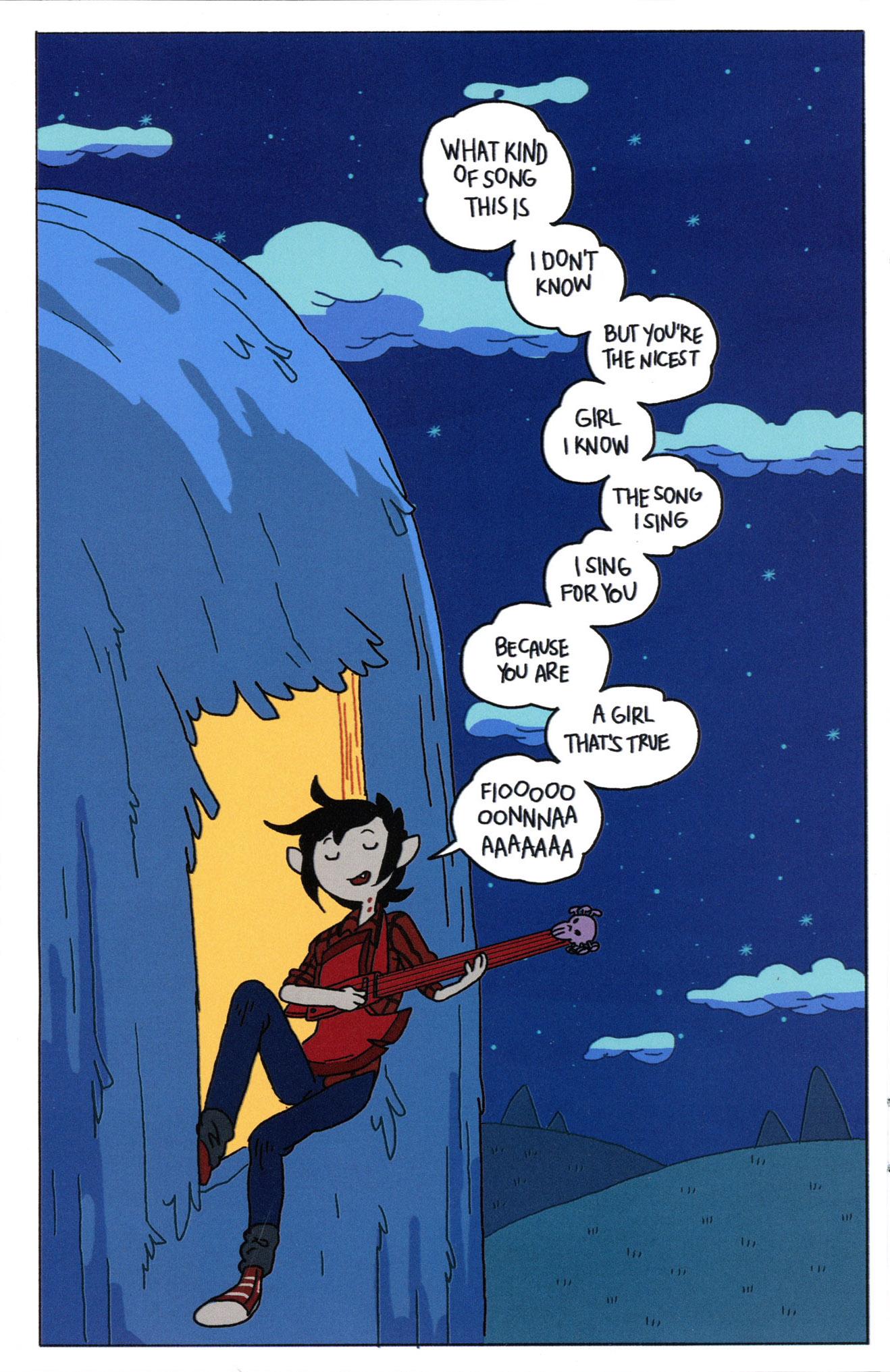 Read online Adventure Time Comics comic -  Issue #8 - 22