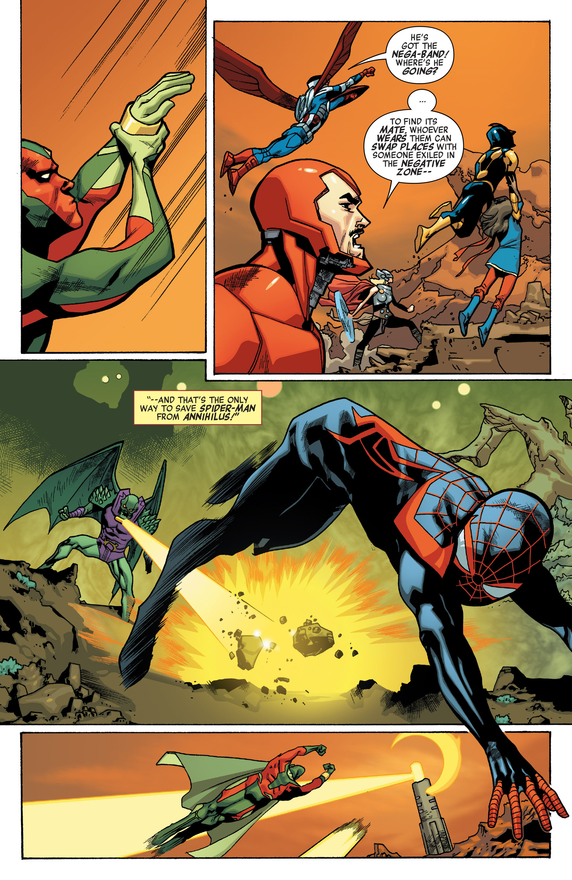 Read online All-New, All-Different Avengers comic -  Issue #12 - 4