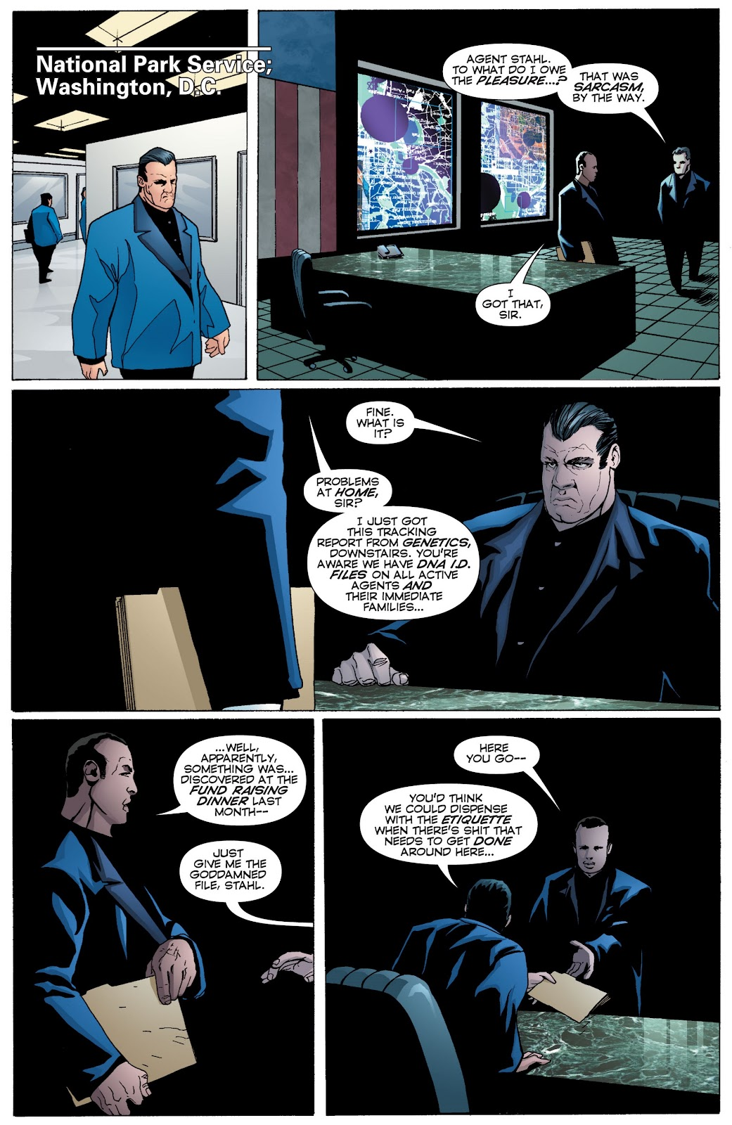 Wildcats Version 3.0 Issue #13 #13 - English 22