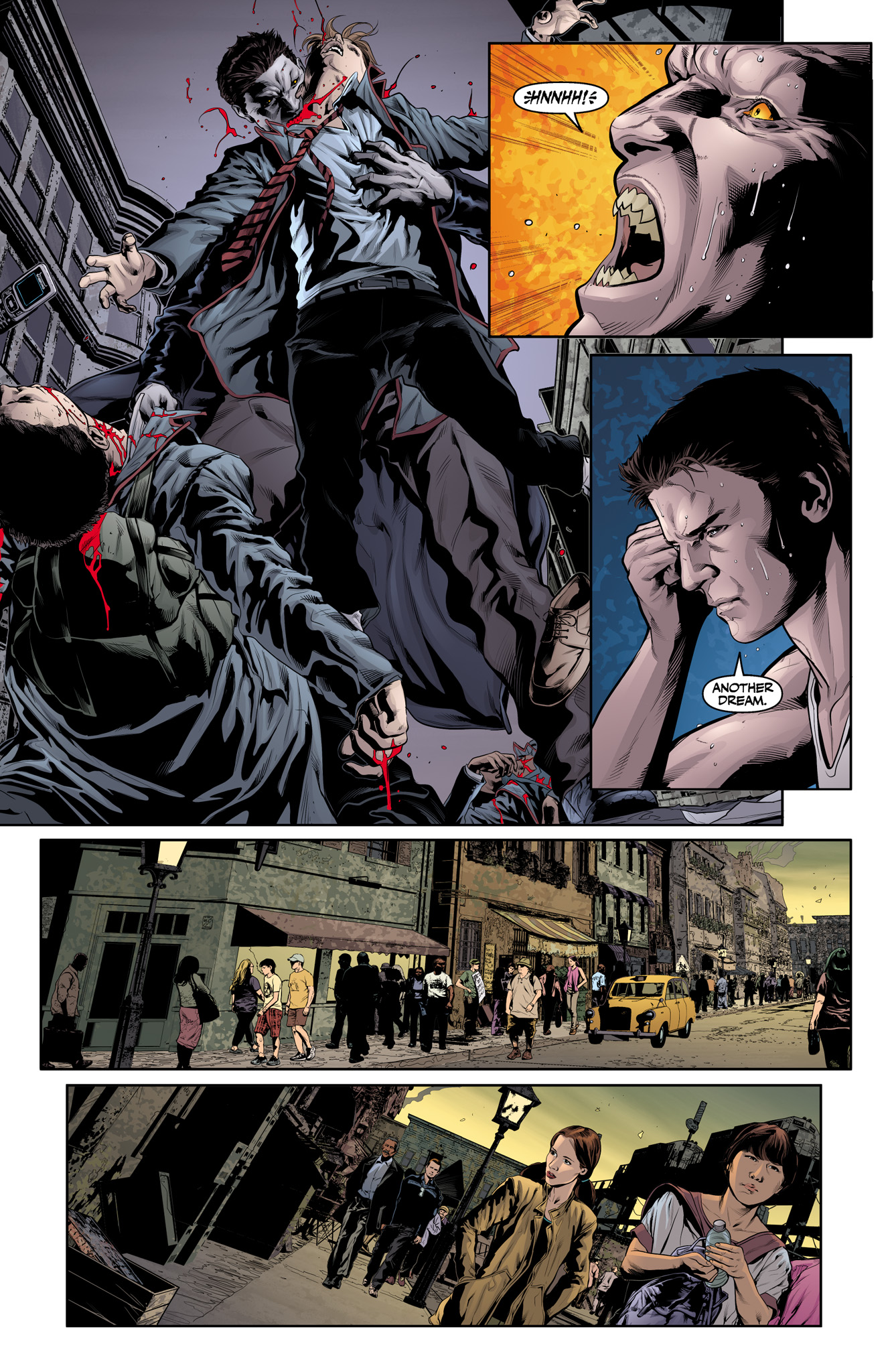 Read online Angel & Faith Season 10 comic -  Issue #15 - 4
