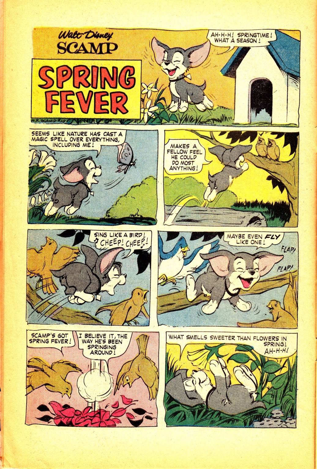 Scamp (1967) issue 7 - Page 10
