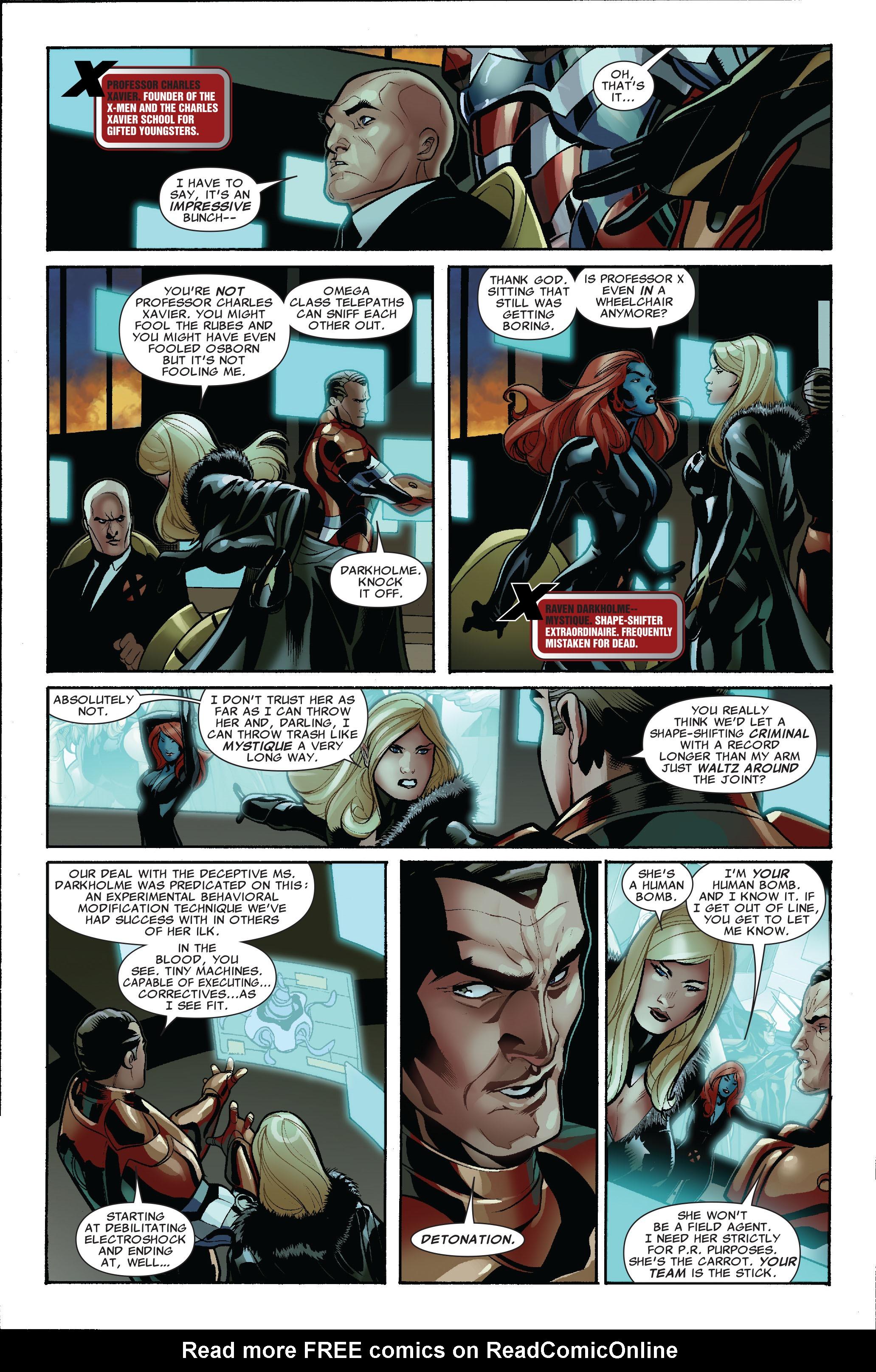 Read online Uncanny X-Men (1963) comic -  Issue #513 - 11