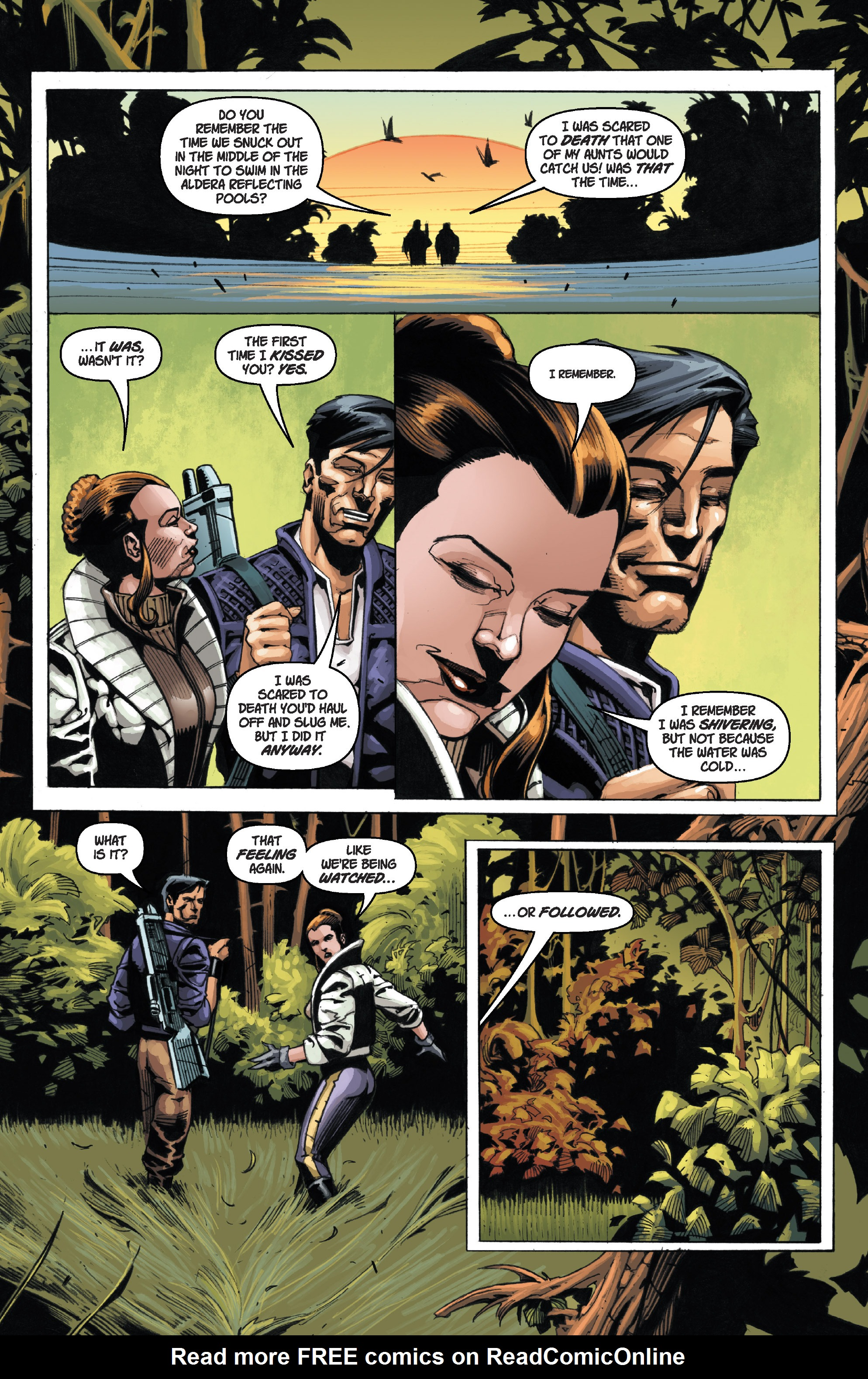 Read online Star Wars Omnibus comic -  Issue # Vol. 17 - 267