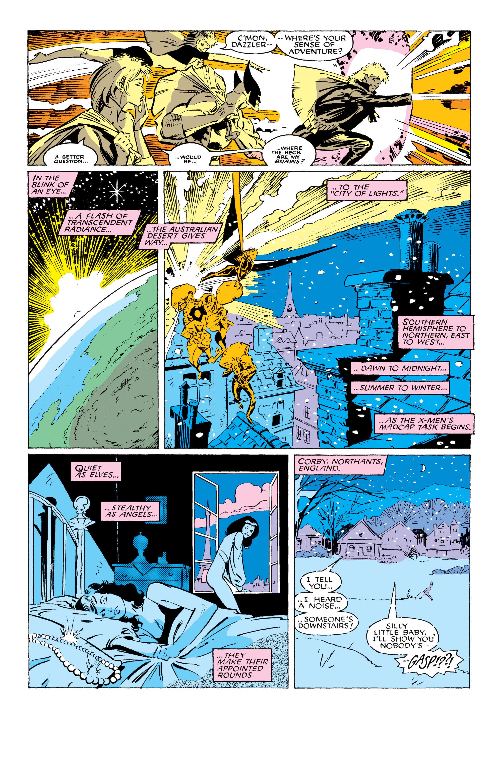 Read online Uncanny X-Men (1963) comic -  Issue #230 - 18