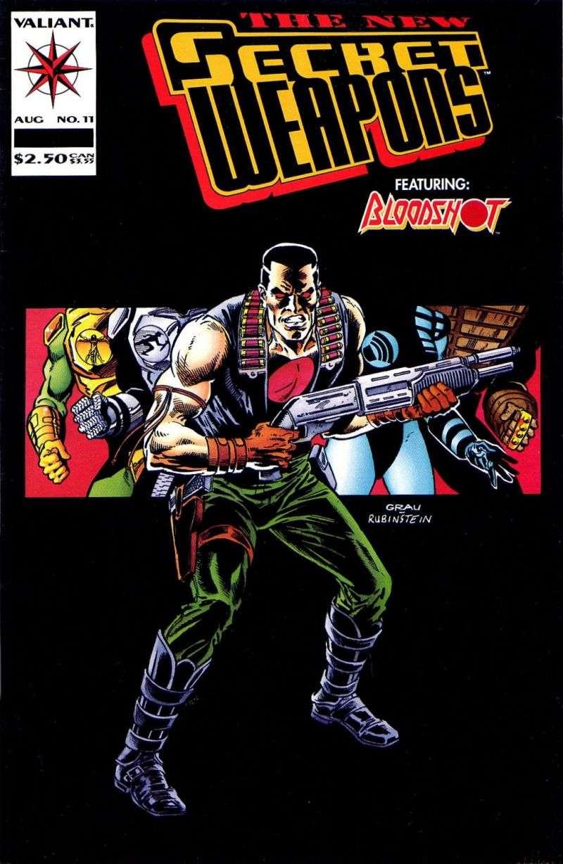 Read online Secret Weapons comic -  Issue #11 - 2