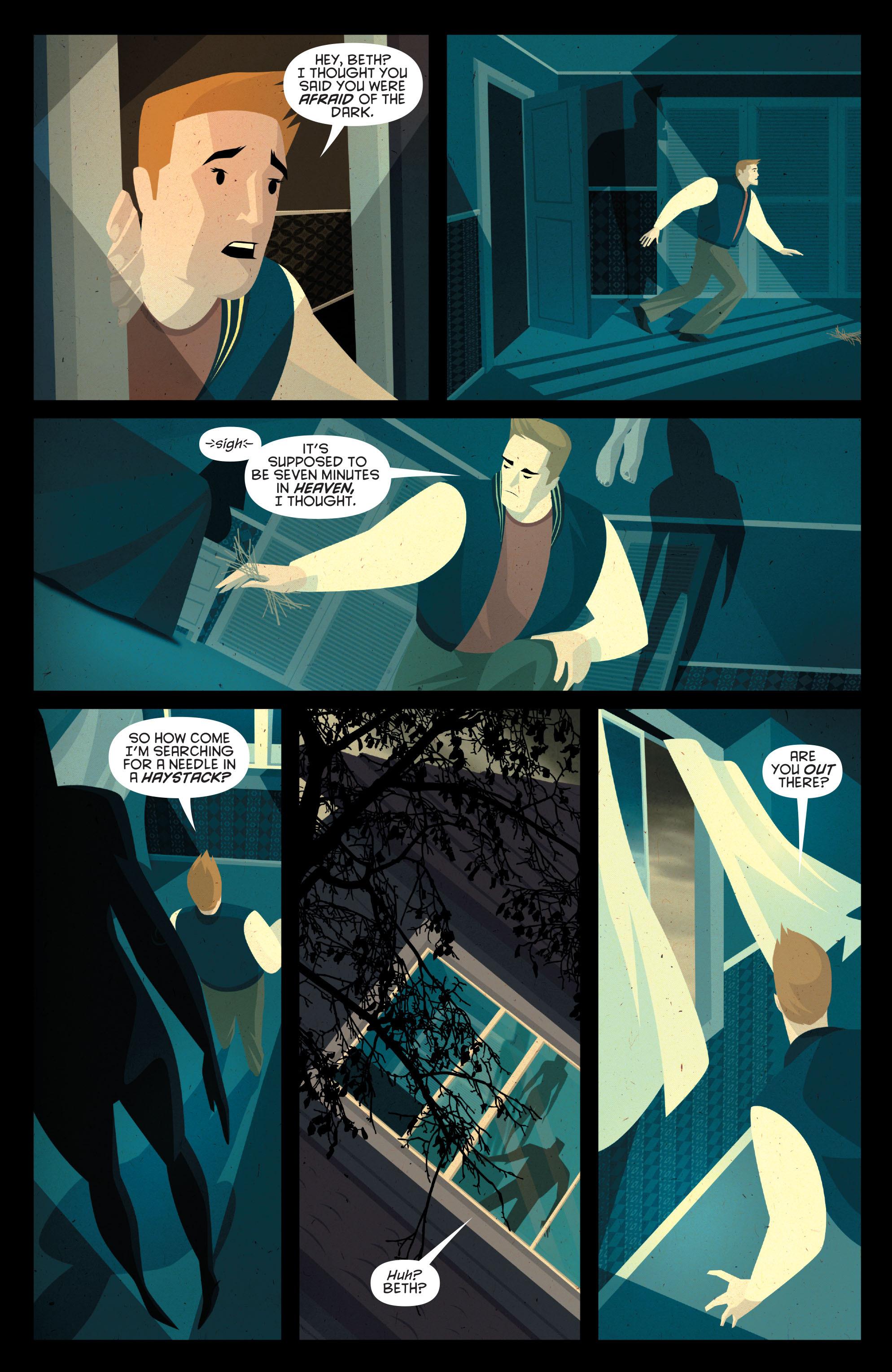 Read online Joker's Asylum: Scarecrow comic -  Issue # Full - 9