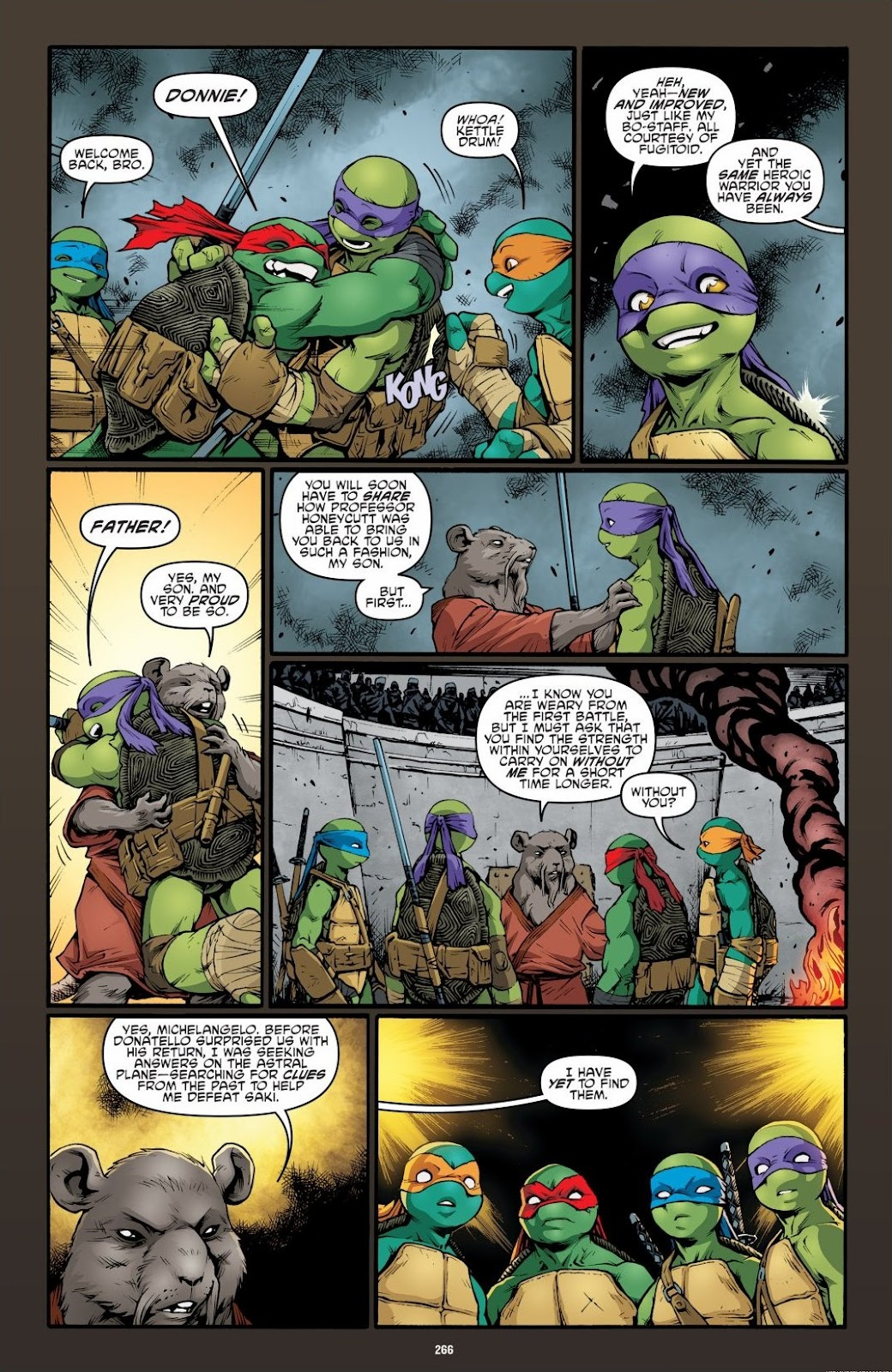 Read online Teenage Mutant Ninja Turtles: The IDW Collection comic -  Issue # TPB 6 (Part 3) - 59