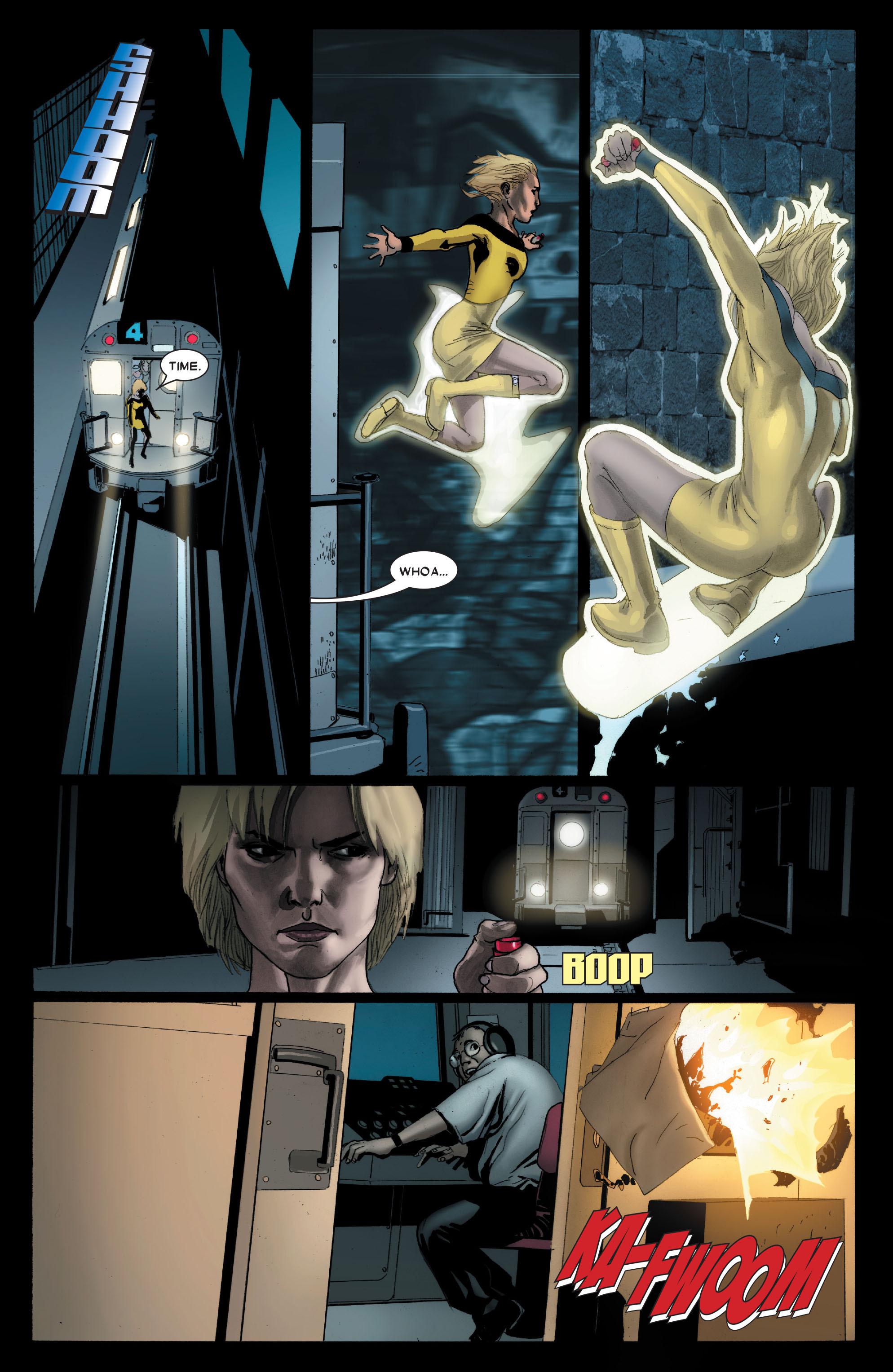 Read online Uncanny X-Men (1963) comic -  Issue #488 - 20