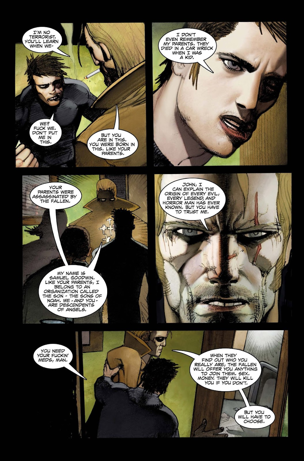 13 Coins issue TPB - Page 42