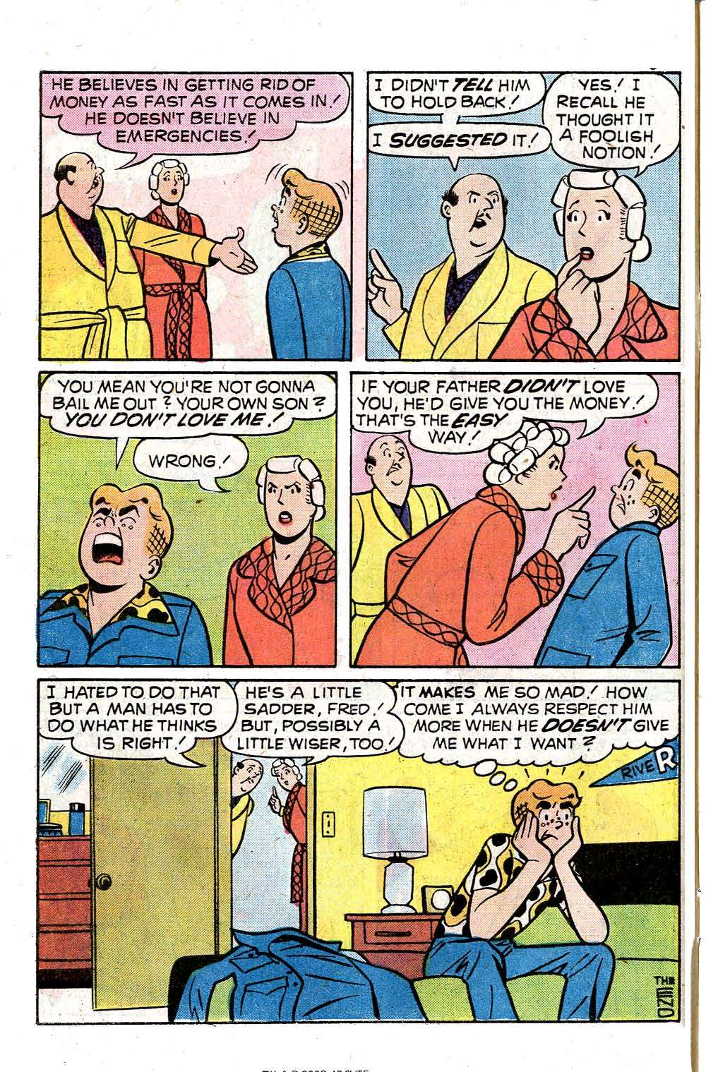 Read online Archie (1960) comic -  Issue #251 - 8