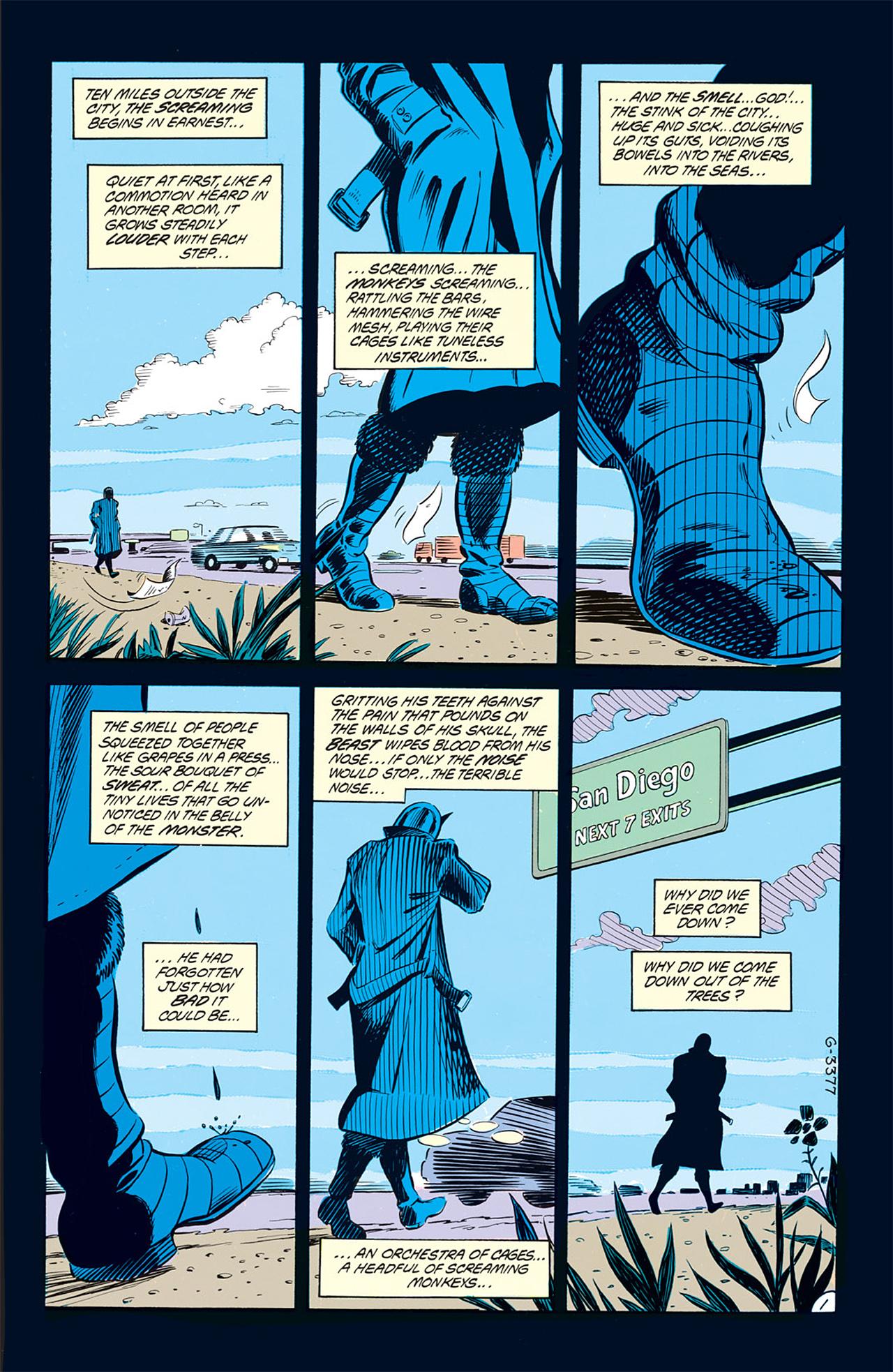 Read online Animal Man (1988) comic -  Issue #1 - 3