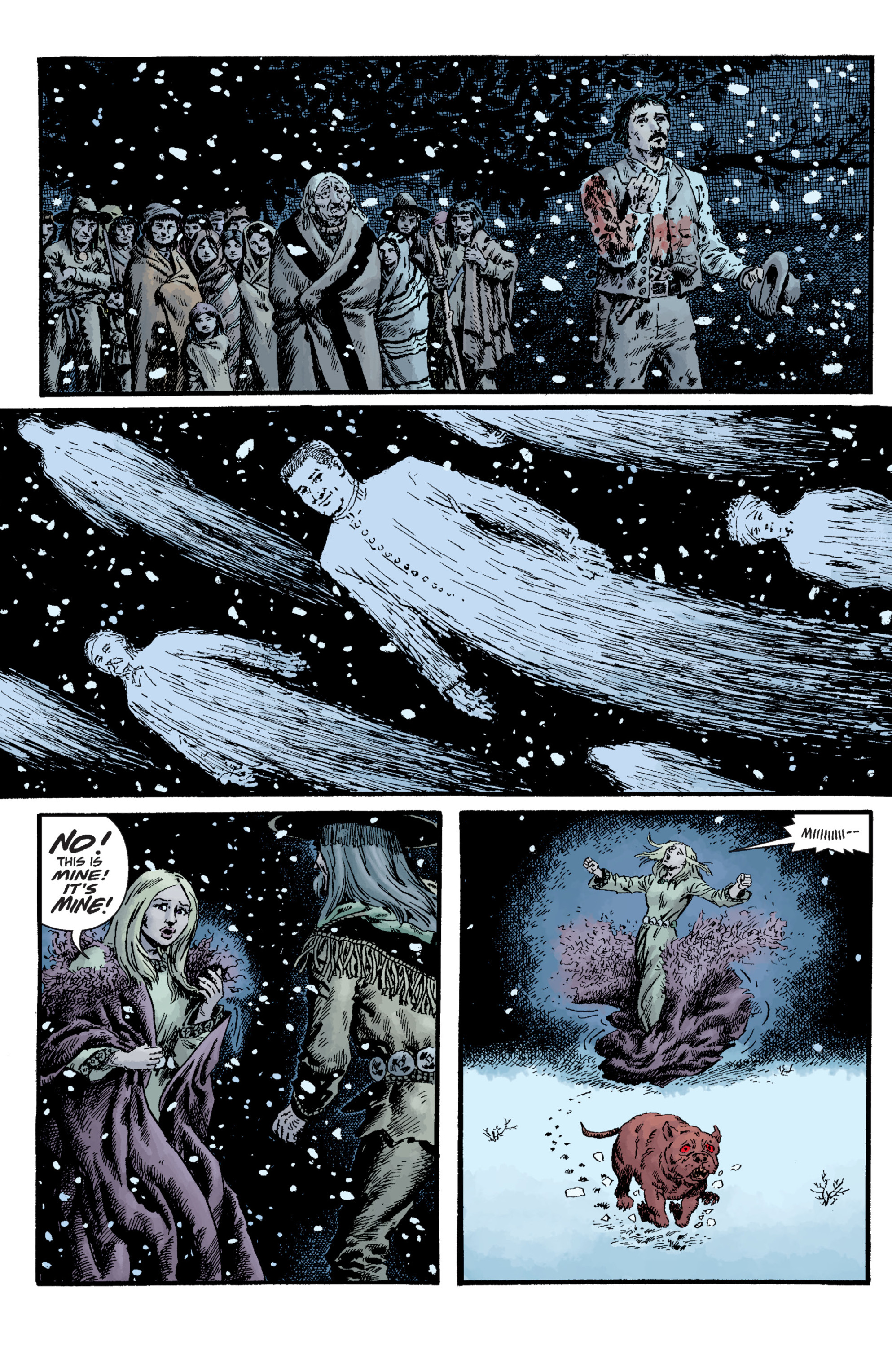 Read online Sir Edward Grey, Witchfinder: Lost and Gone Forever comic -  Issue # TPB - 117