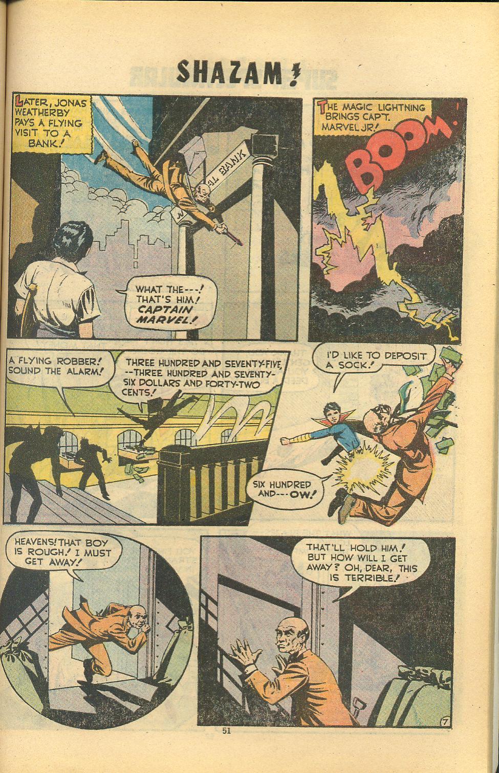 Read online Shazam! (1973) comic -  Issue #8 - 51