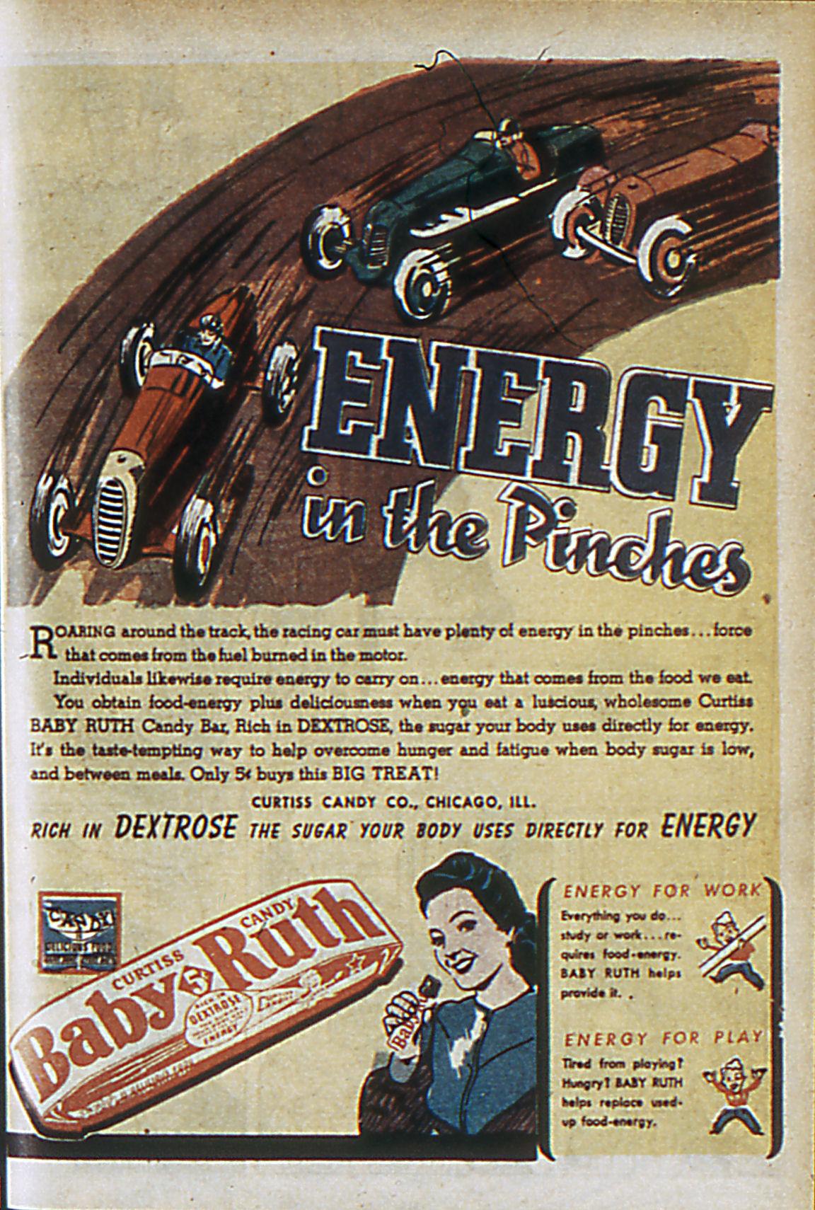 Read online Adventure Comics (1938) comic -  Issue #63 - 18