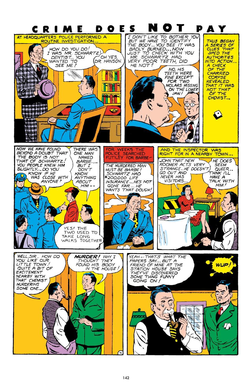 Read online Crime Does Not Pay Archives comic -  Issue # TPB 4 (Part 2) - 42