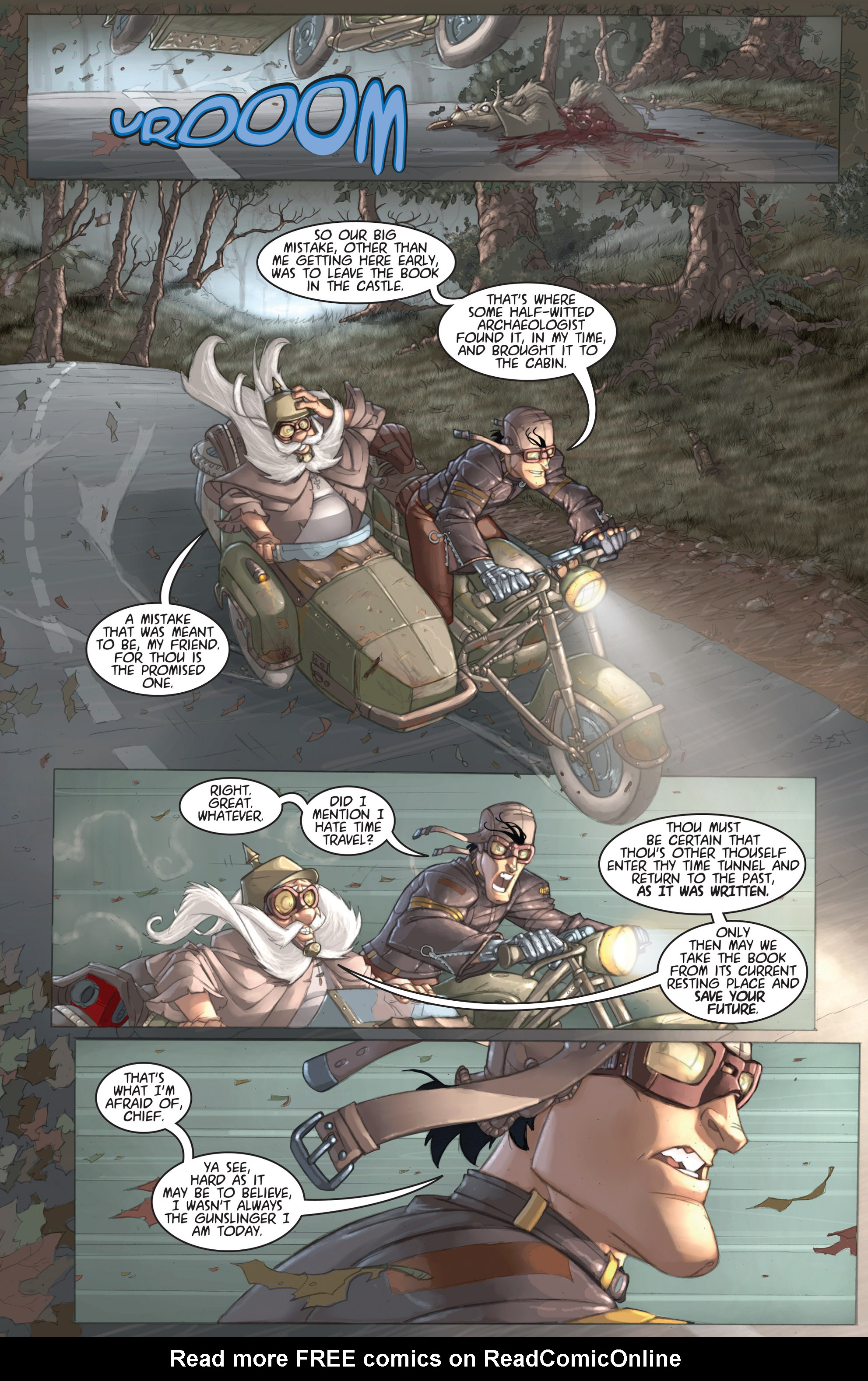 Read online Army of Darkness: Ashes 2 Ashes comic -  Issue #1 - 17