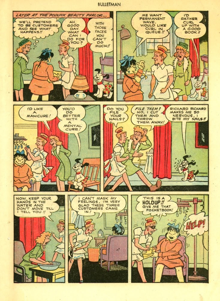 Bulletman issue 16 - Page 38