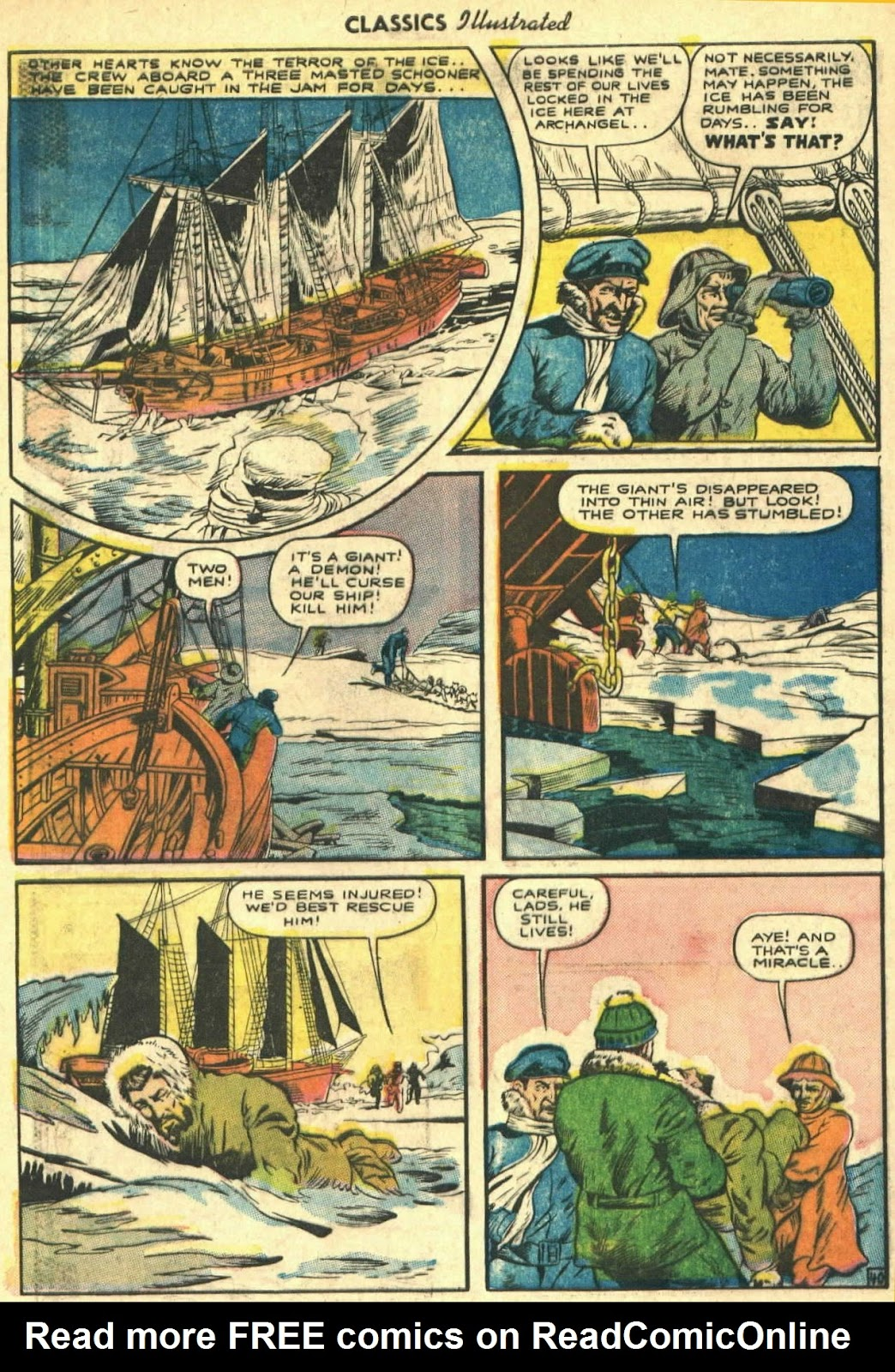 Classics Illustrated issue 26 - Page 42