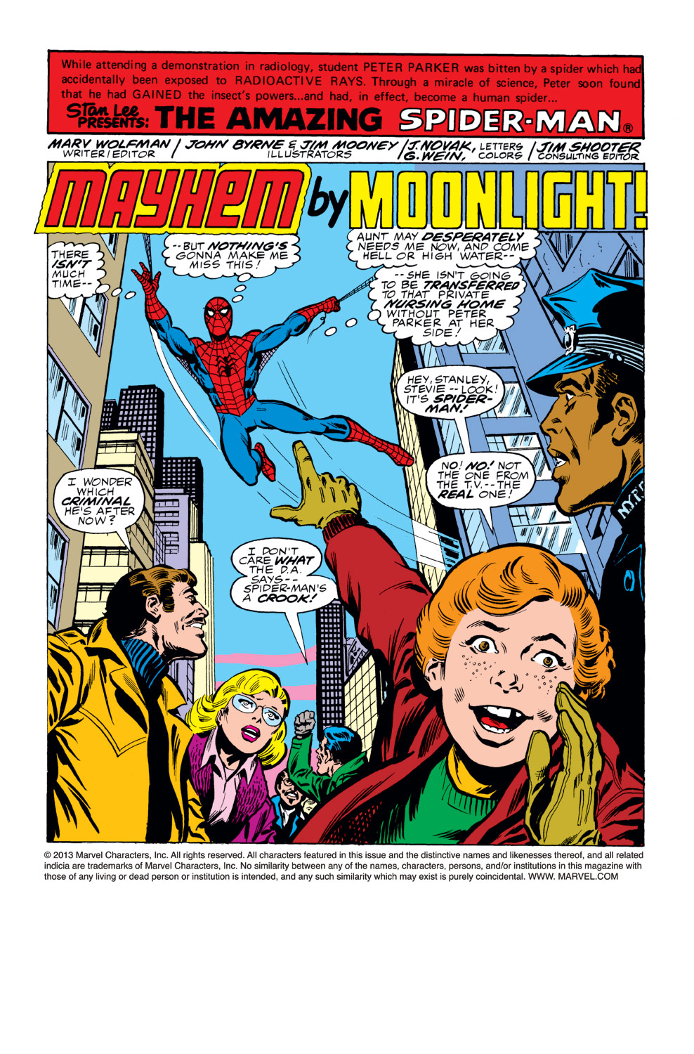 The Amazing Spider-Man (1963) 189 Page 1