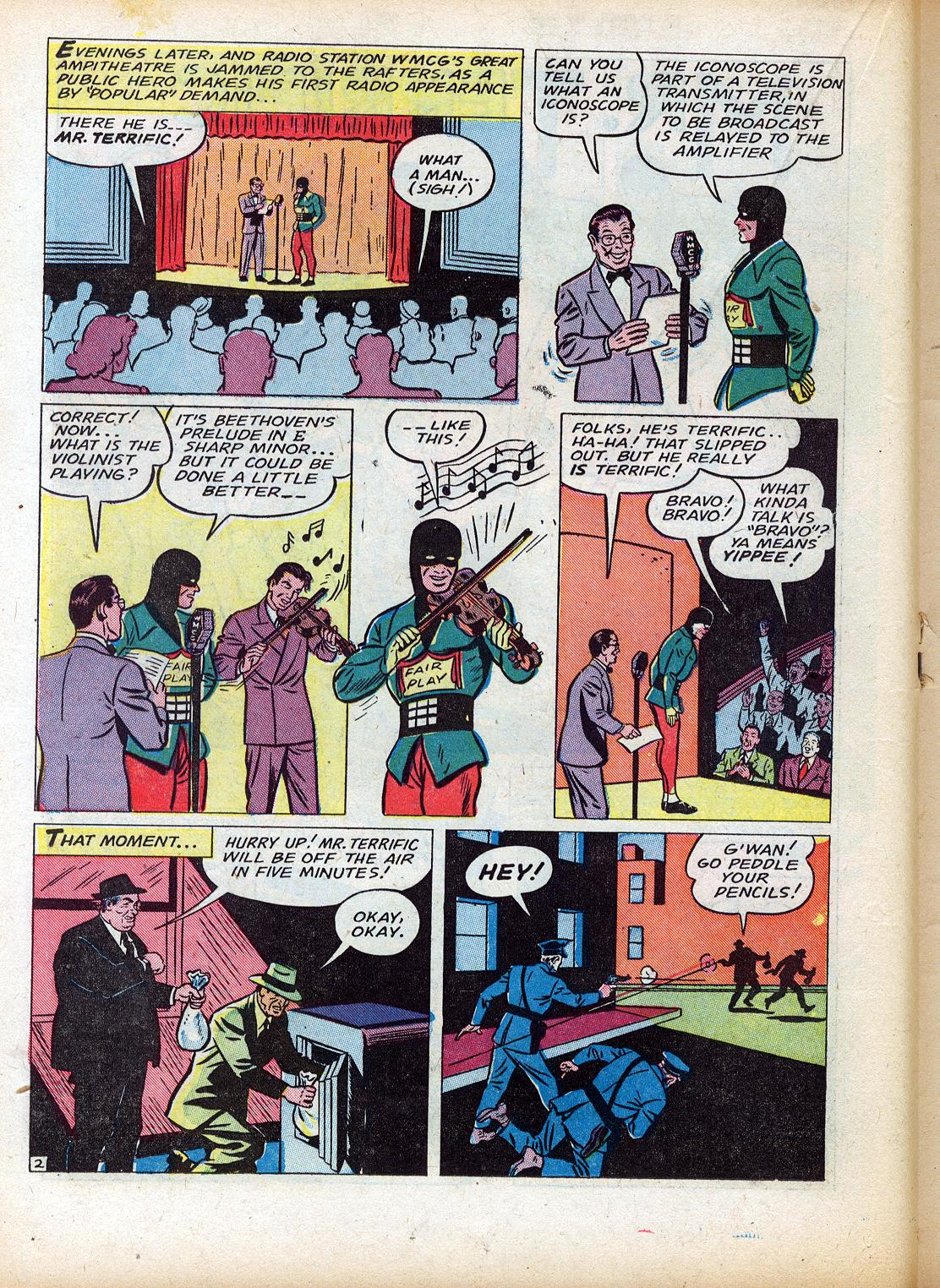 Read online Sensation (Mystery) Comics comic -  Issue #18 - 34