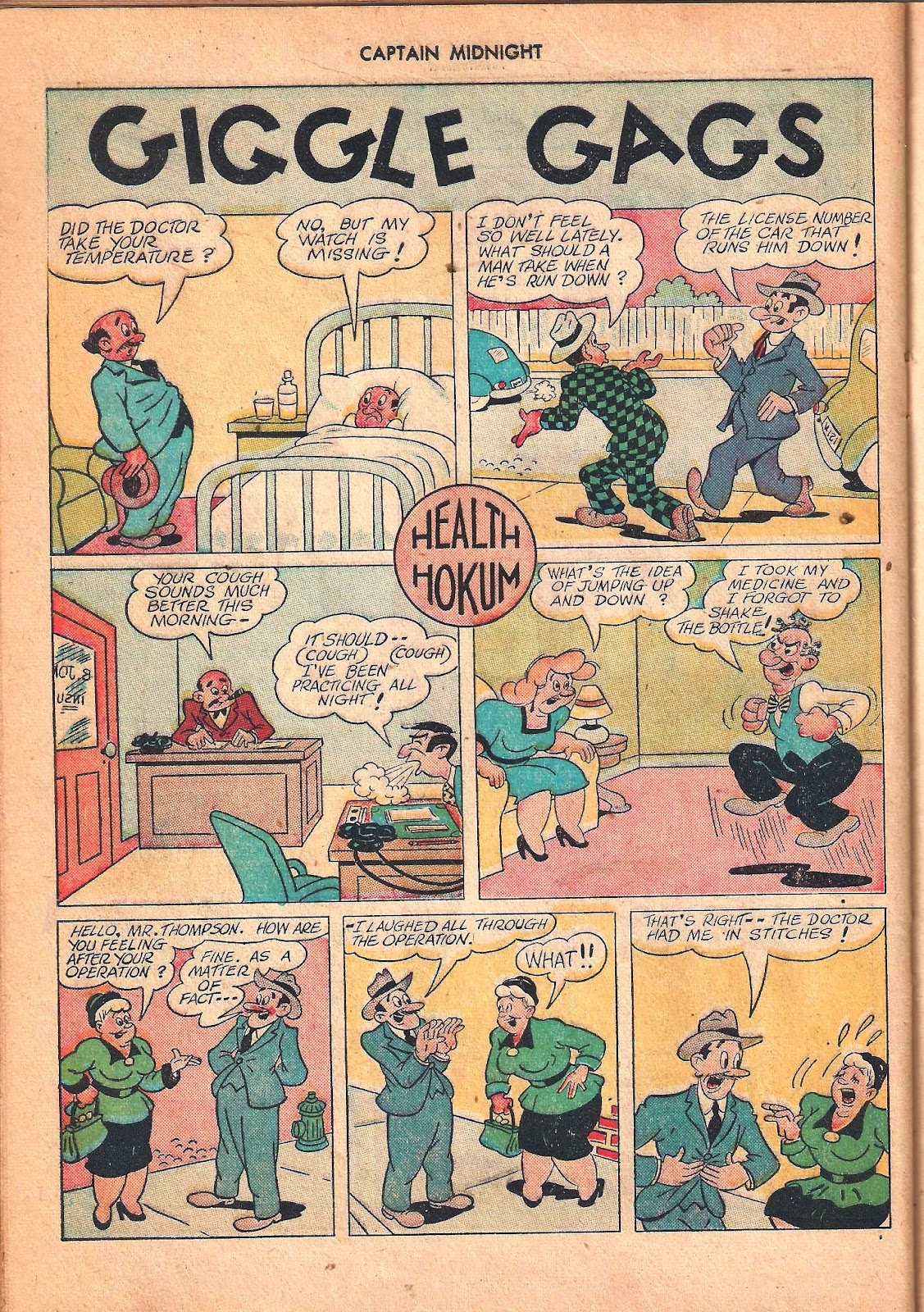 Captain Midnight (1942) issue 53 - Page 32
