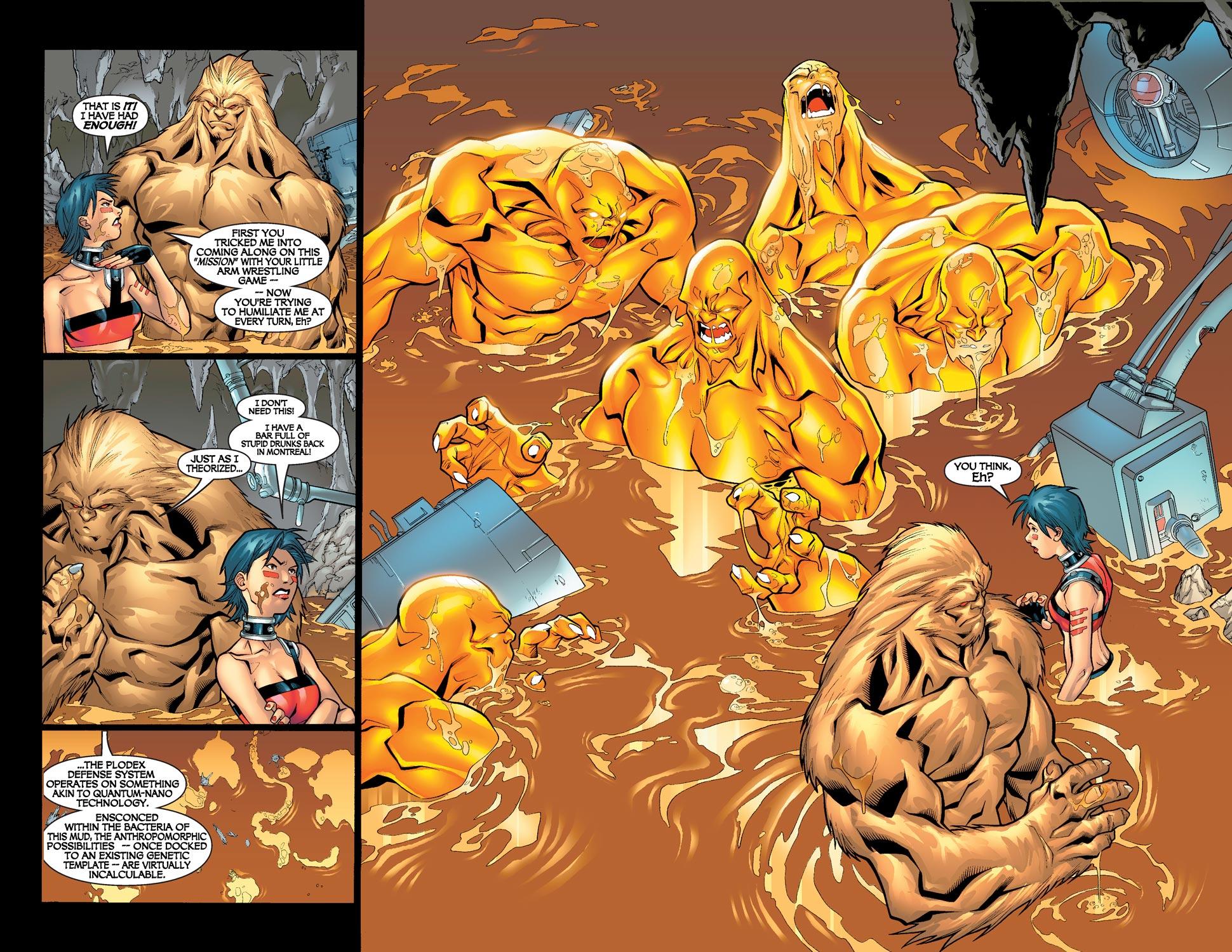 Read online Alpha Flight (2004) comic -  Issue #4 - 16