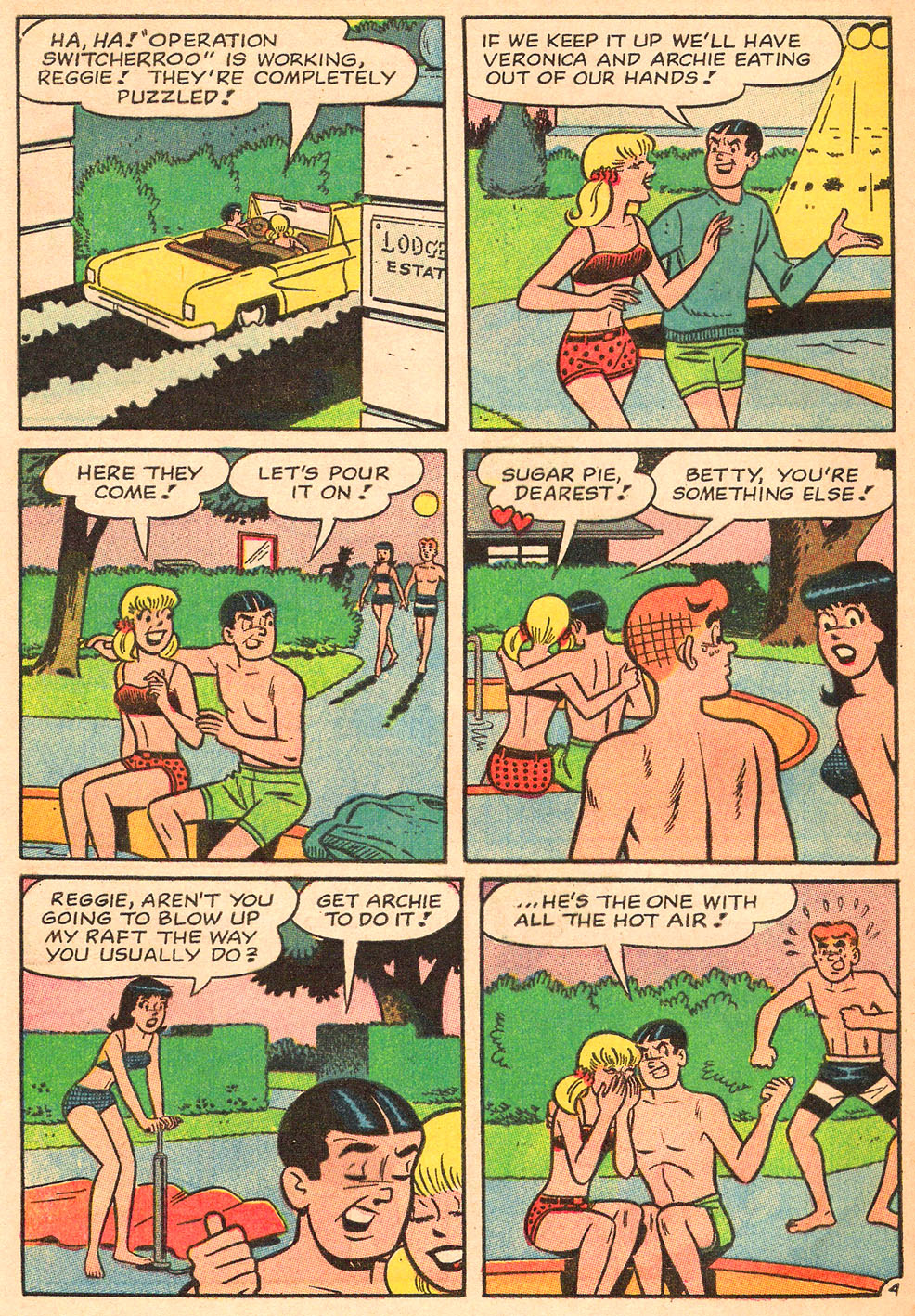 Read online Archie's Girls Betty and Veronica comic -  Issue #130 - 32