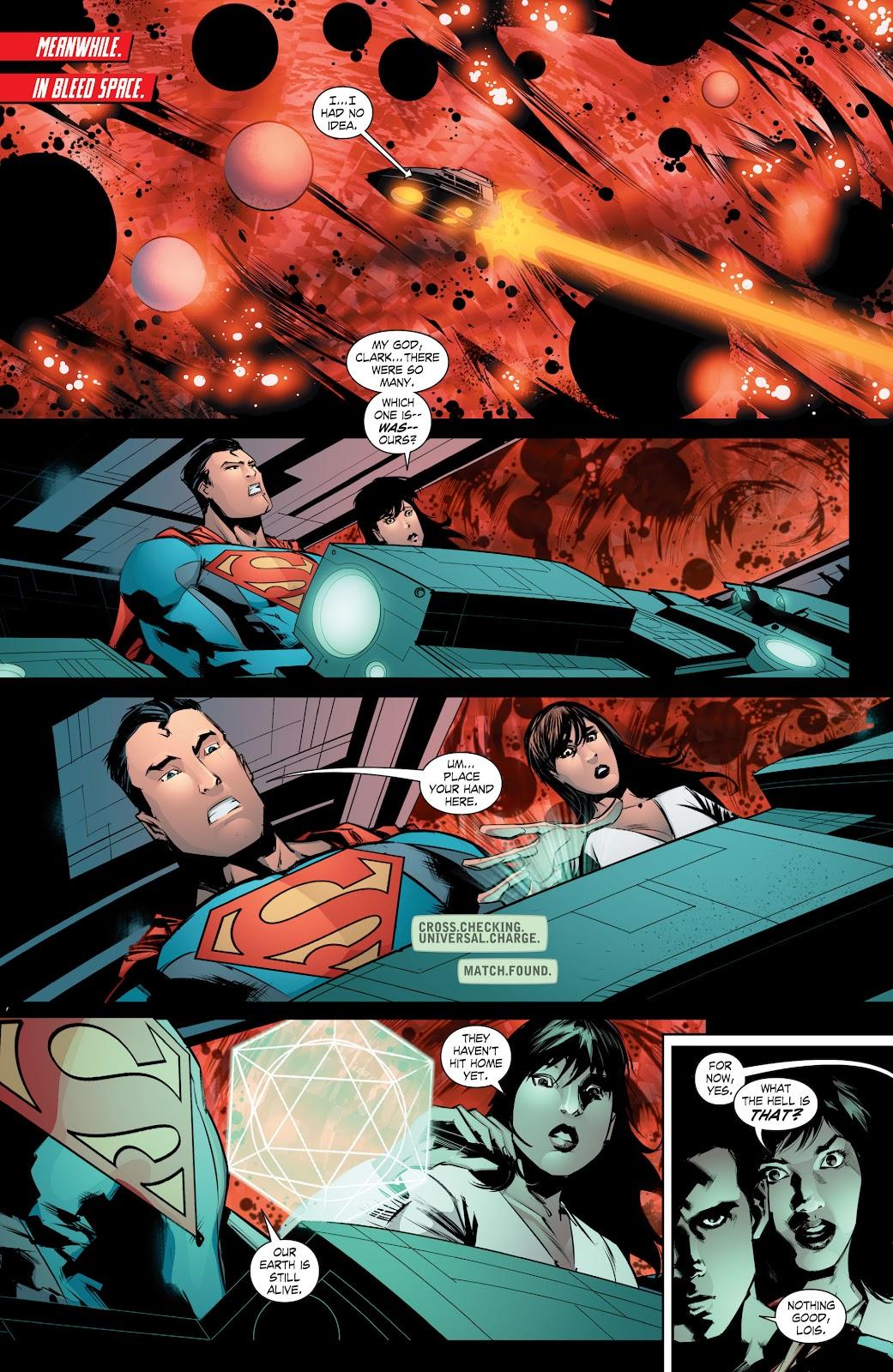 Read online Smallville Season 11 [II] comic -  Issue # TPB 8 - 138