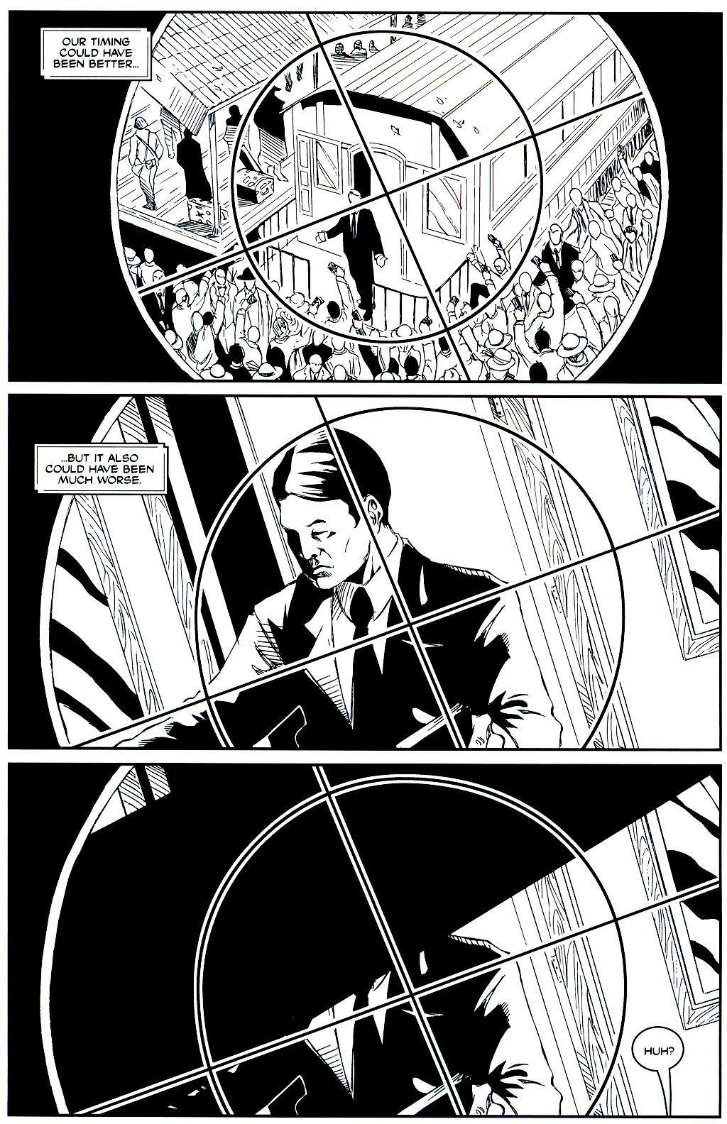 Read online Shi: Sempo comic -  Issue #1 - 7