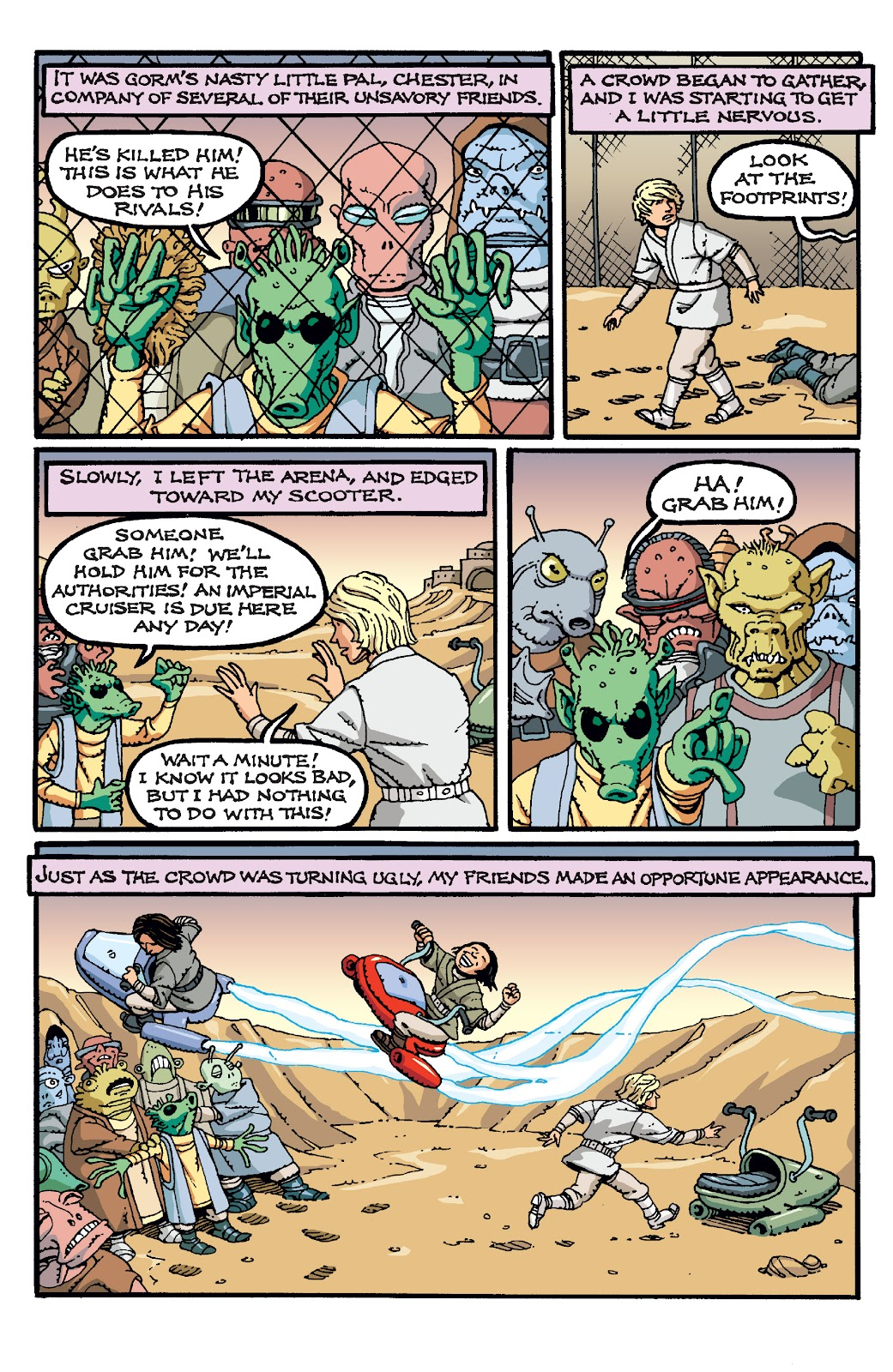 Read online Star Wars Legends Epic Collection: The Empire comic -  Issue # TPB 5 (Part 5) - 59