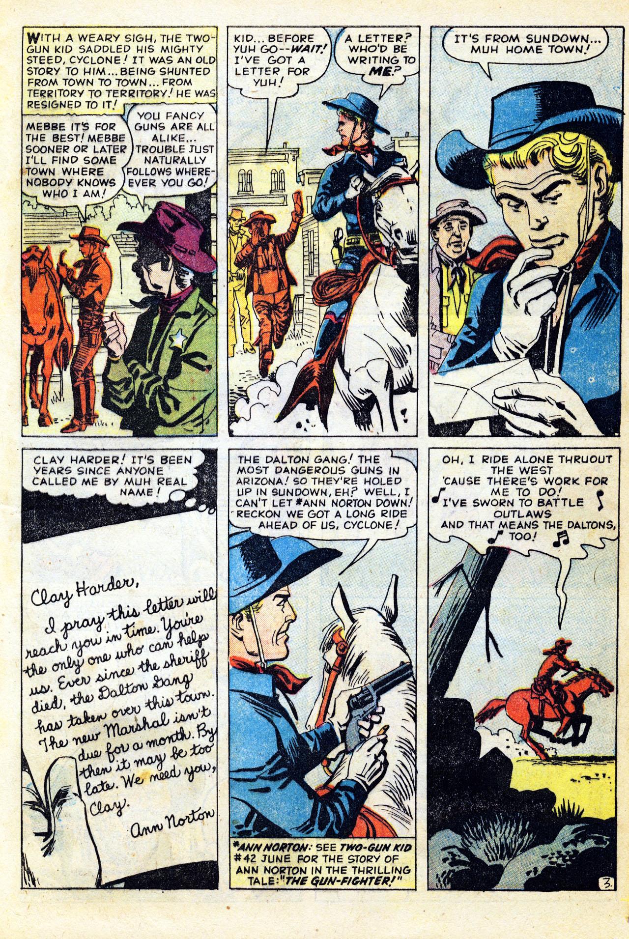 Read online Two-Gun Kid comic -  Issue #43 - 5