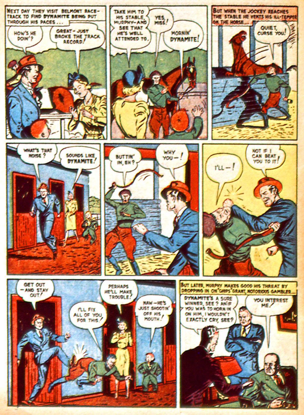 Read online Detective Comics (1937) comic -  Issue #37 - 61