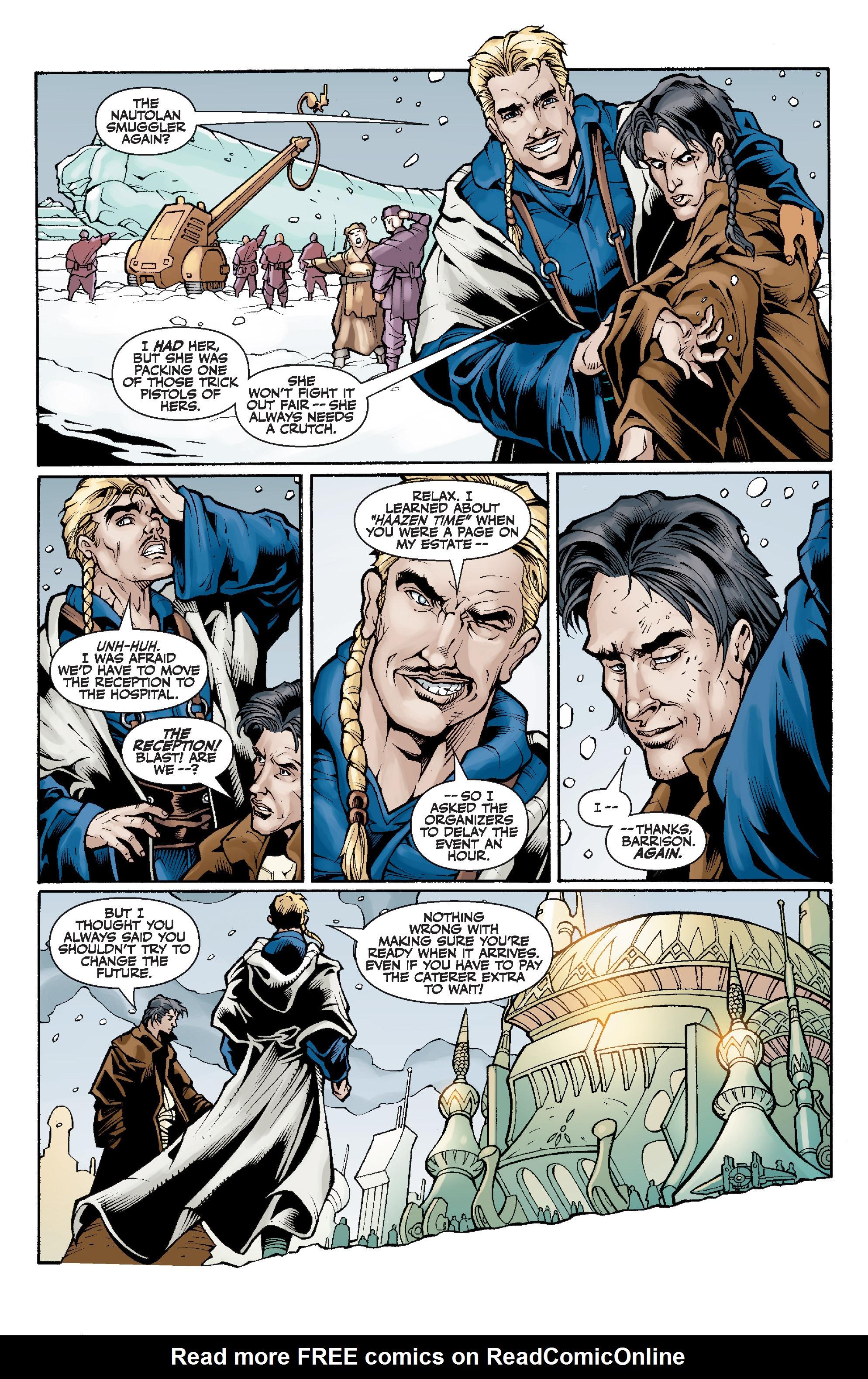 Read online Star Wars Omnibus comic -  Issue # Vol. 32 - 331