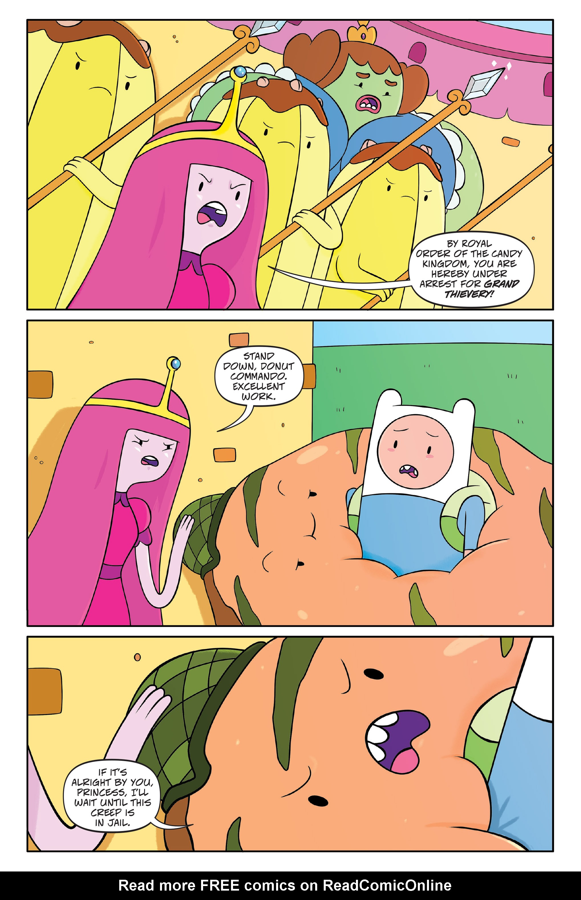 Read online Adventure Time comic -  Issue #Adventure Time _TPB 7 - 117