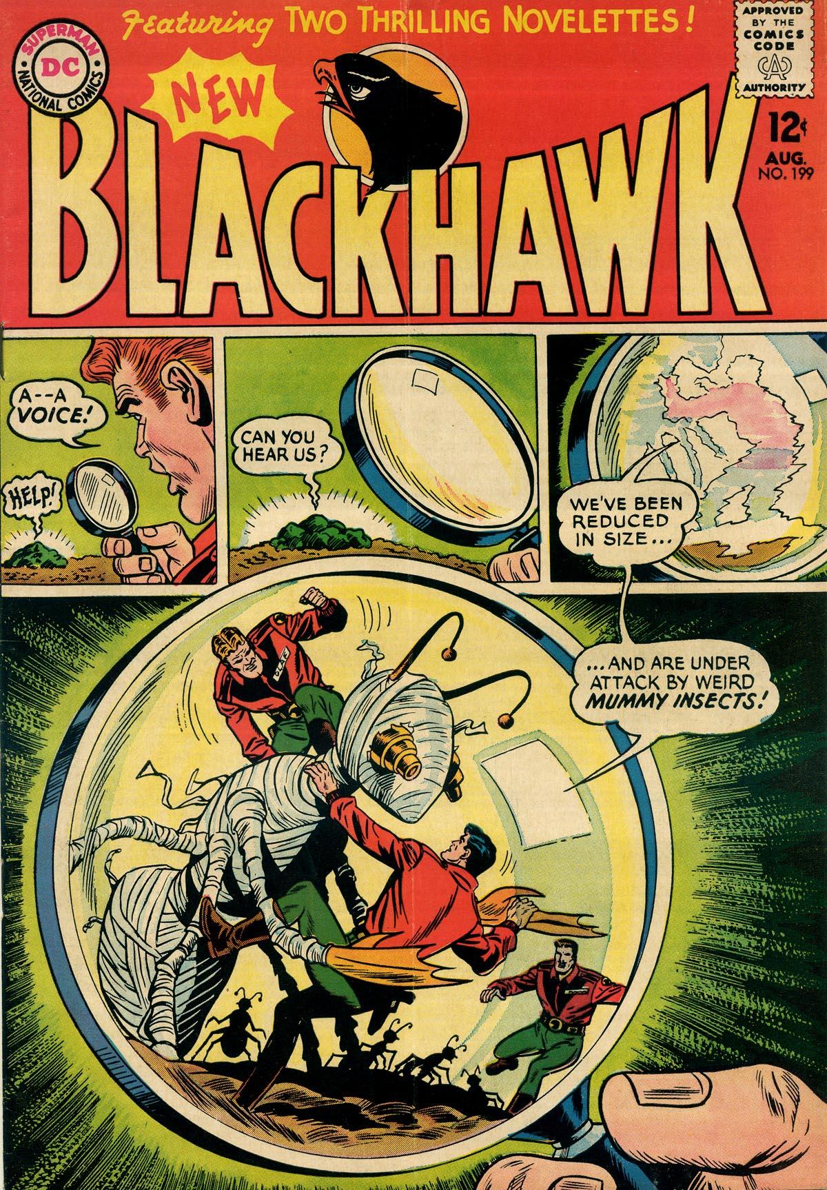 Blackhawk (1957) 199 Page 1