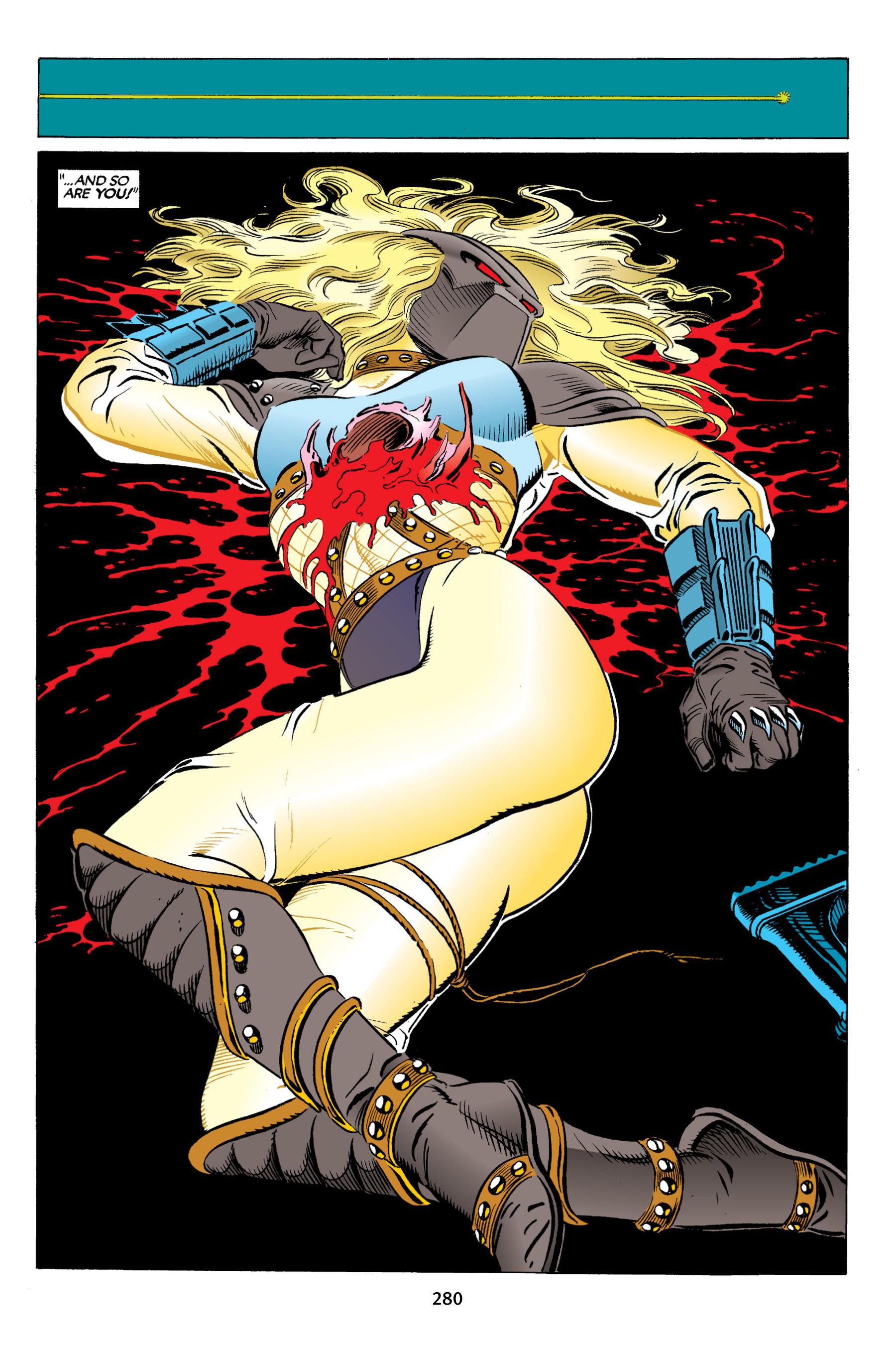 Read online Aliens vs. Predator Omnibus comic -  Issue # _TPB 2 Part 3 - 55