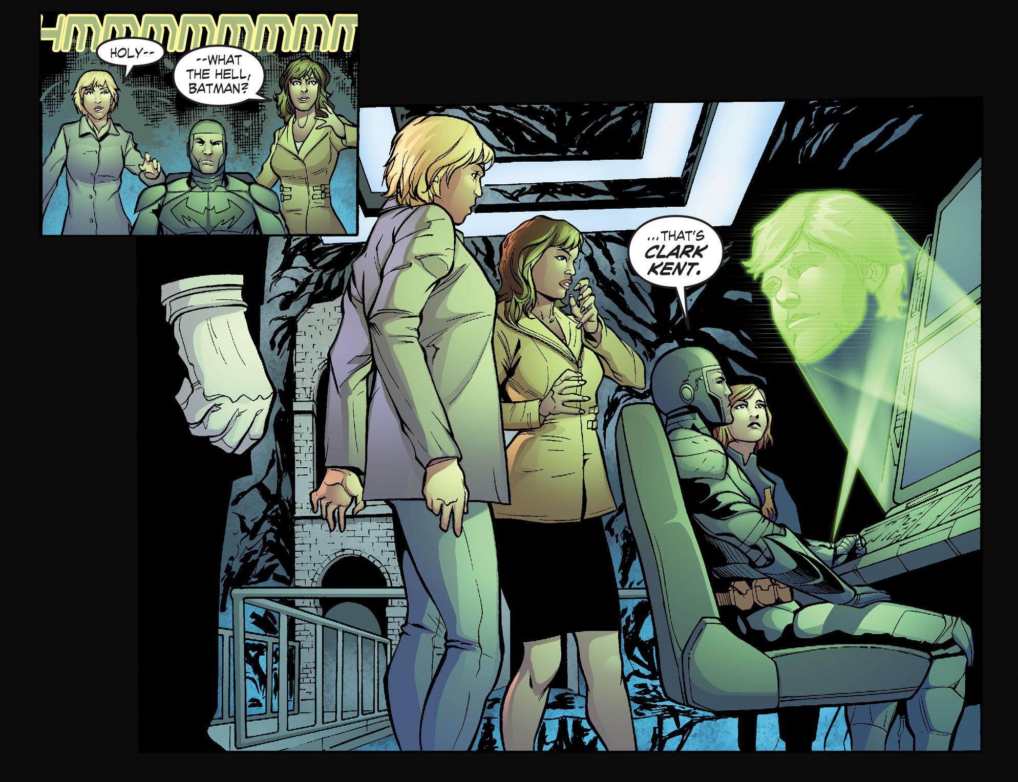Read online Smallville: Alien comic -  Issue #6 - 12