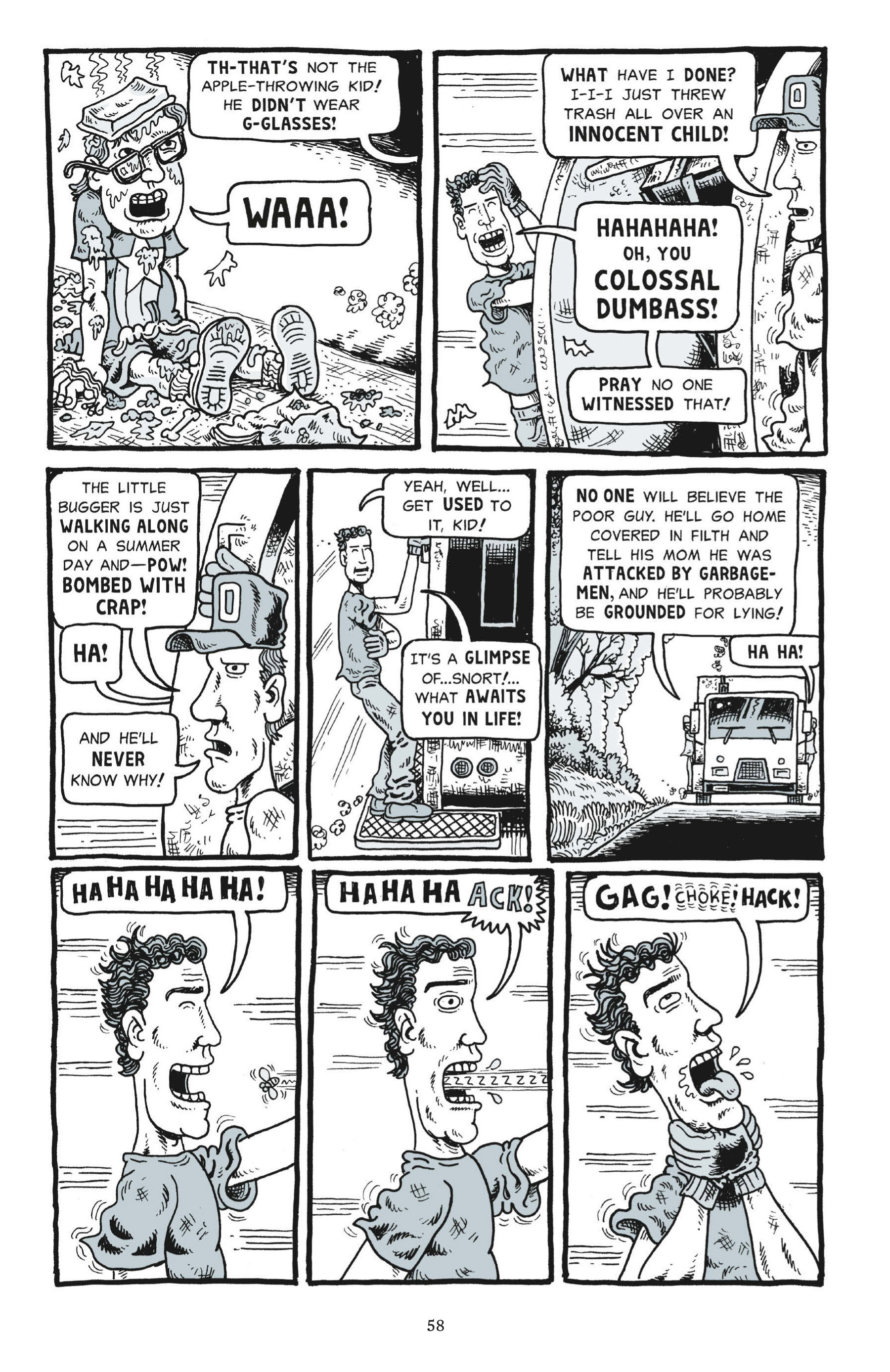 Read online Trashed comic -  Issue # Full - 59