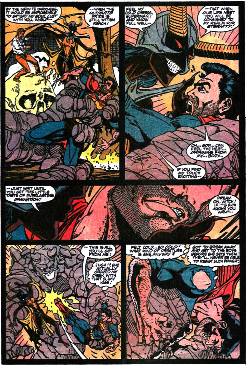 Read online Adventures of Superman (1987) comic -  Issue #470 - 9