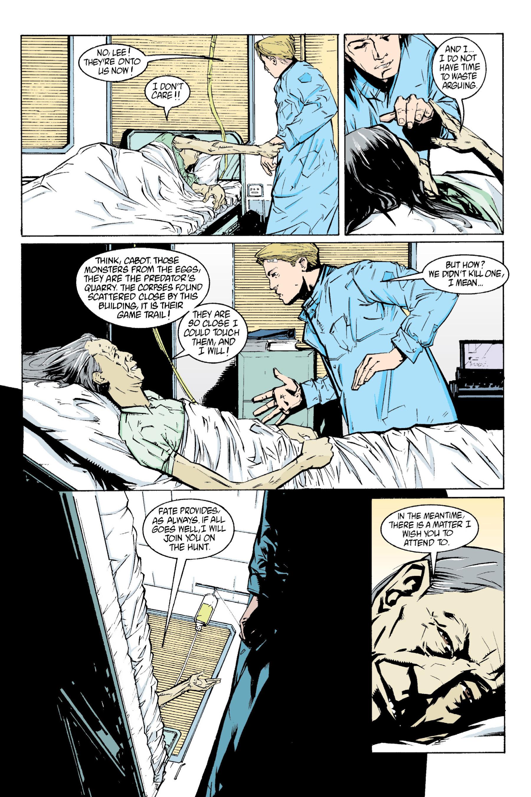 Read online Aliens vs. Predator Omnibus comic -  Issue # _TPB 1 Part 4 - 92