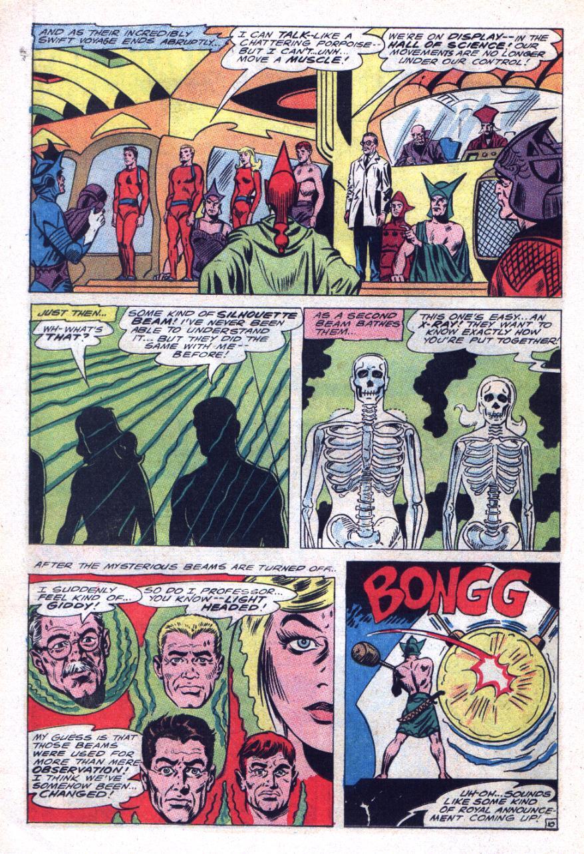 Read online Sea Devils comic -  Issue #29 - 17
