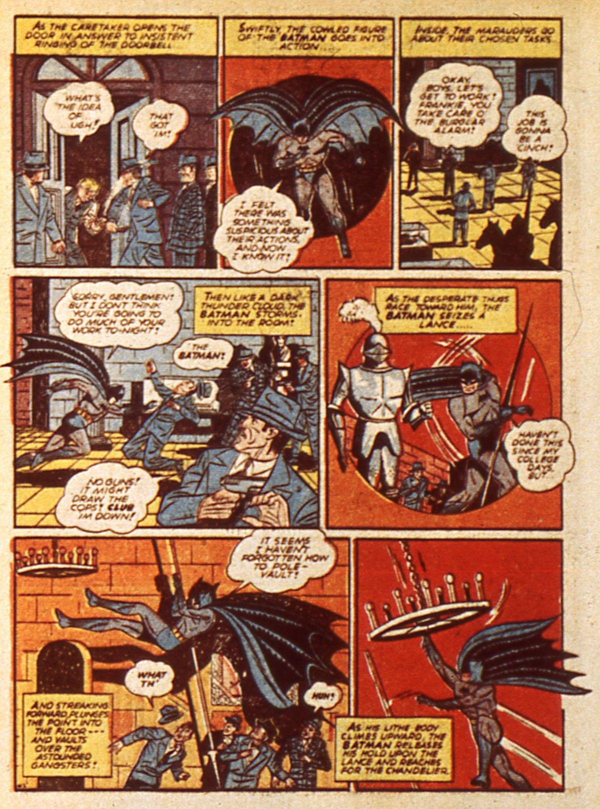 Read online Detective Comics (1937) comic -  Issue #45 - 4