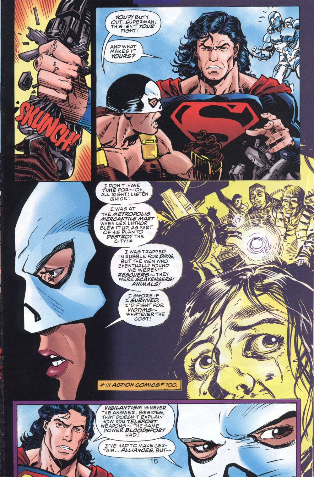 Action Comics (1938) 718 Page 16